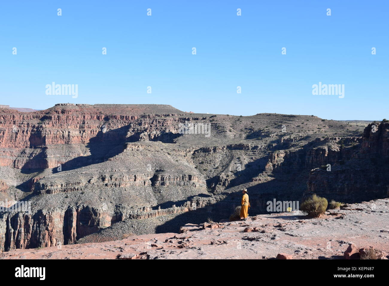 Amazing Views From The Grand Canyon Skywalk A Horseshoe