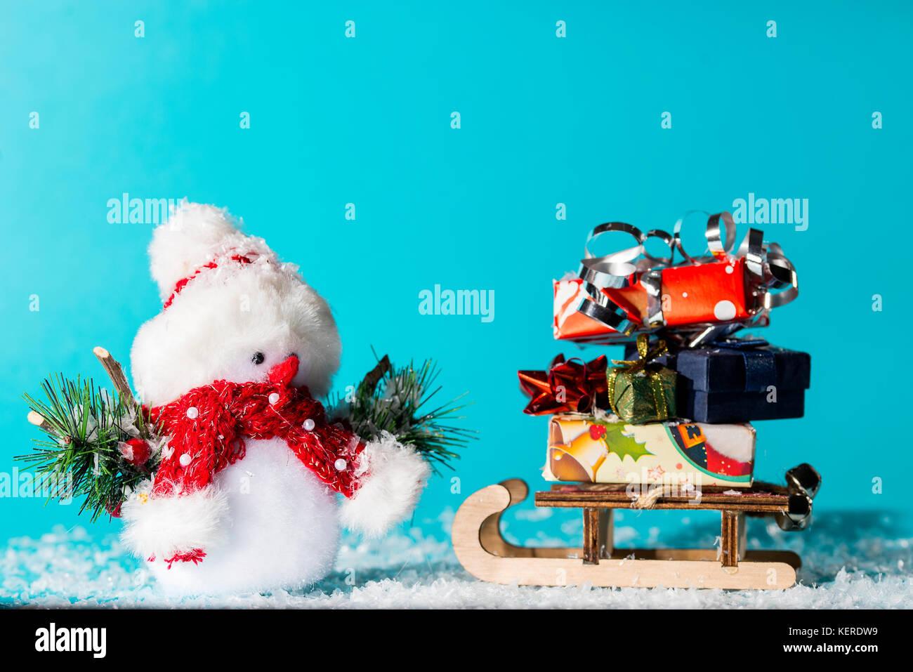 Noël Fun Broche Sledge