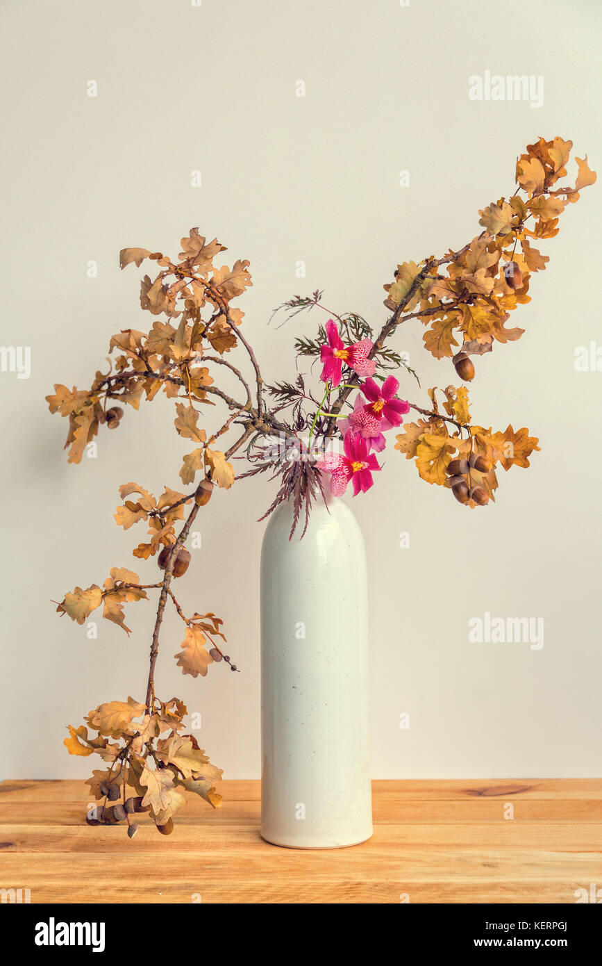 Ikebana Floral High Resolution Stock Photography And Images Alamy