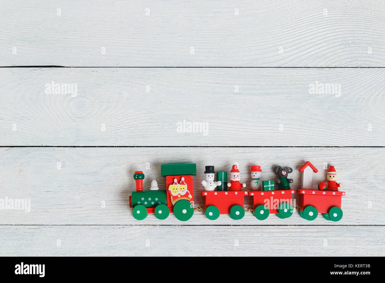 Toy train track stock photos