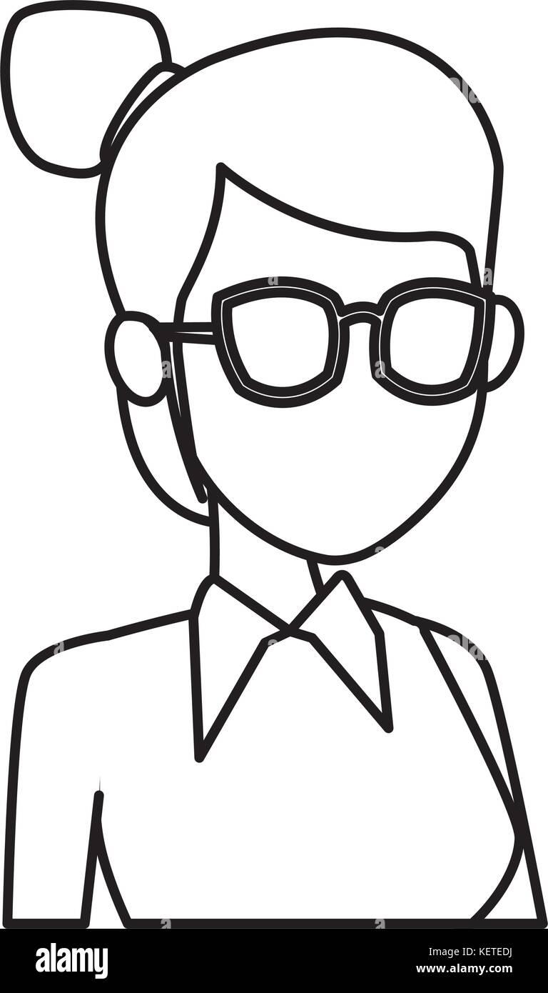 Drawing Art Teacher Cartoon
