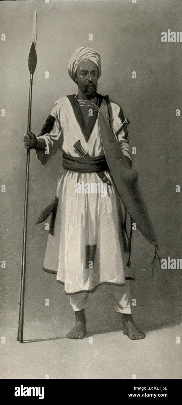 A Dervish Emir - Stock Image