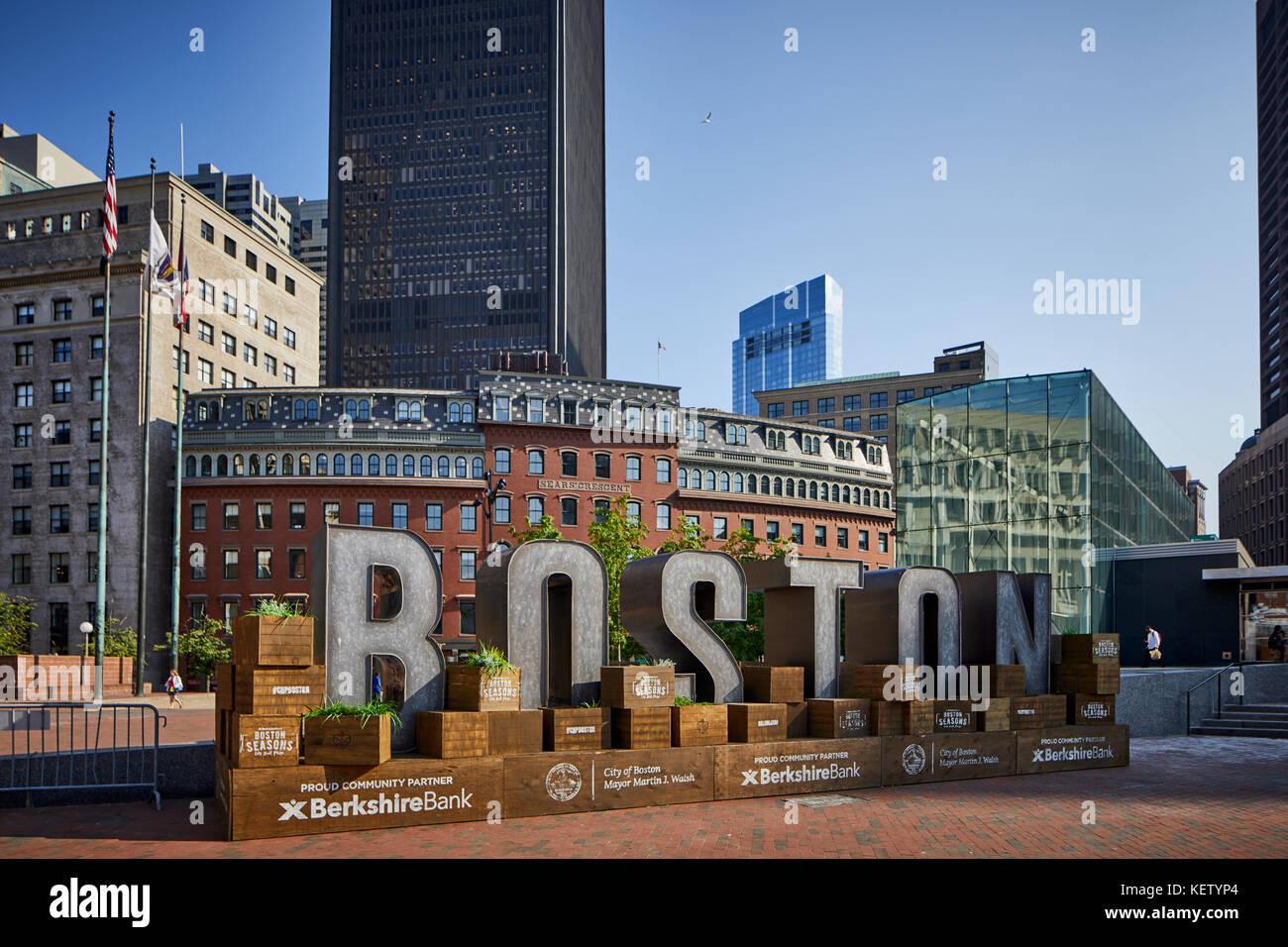 Sign Letters Massachusetts