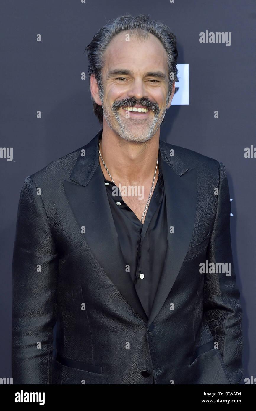 Steven Ogg attends AMC's 'The Walking Dead' Season 8