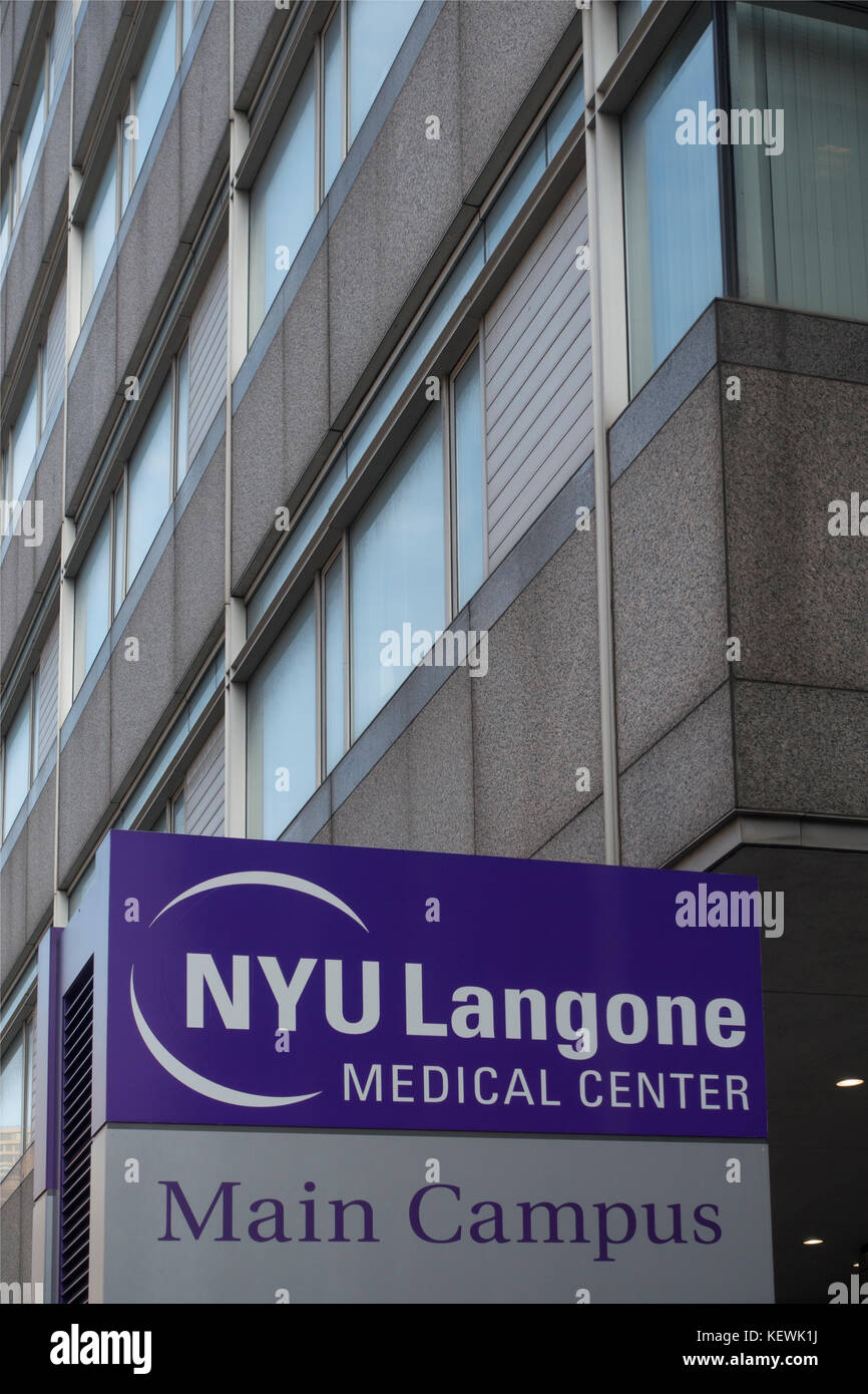 Nyu Medical Center Stock Photos & Nyu Medical Center Stock