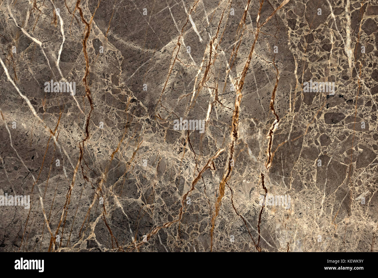 Brown Marble Texture Background. (High Res Stock Photo - Alamy
