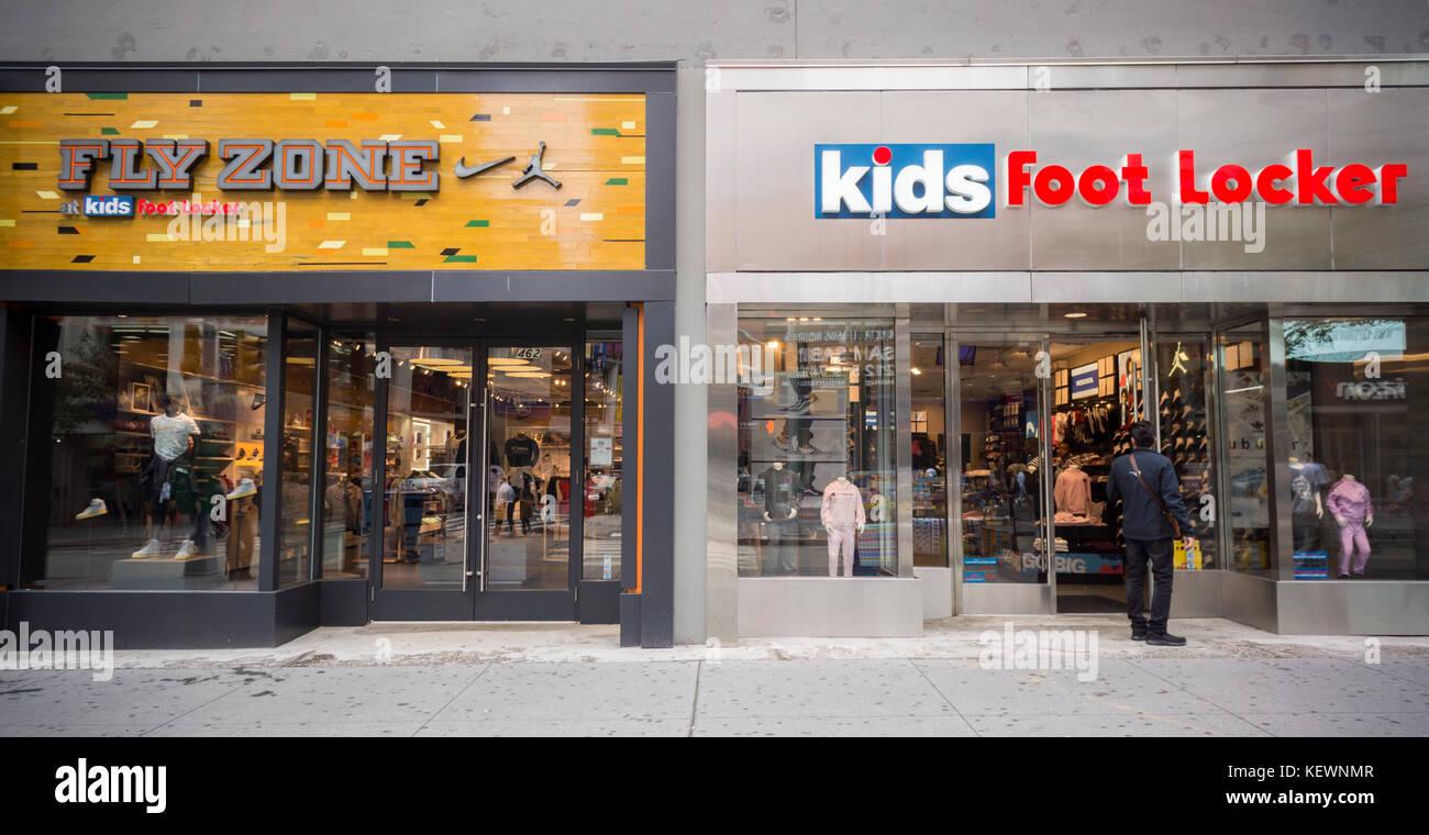 5c3af9cf26 Fly Zone and Kids Foot Locker brands of Foot Locker store in Downtown  Brooklyn in New