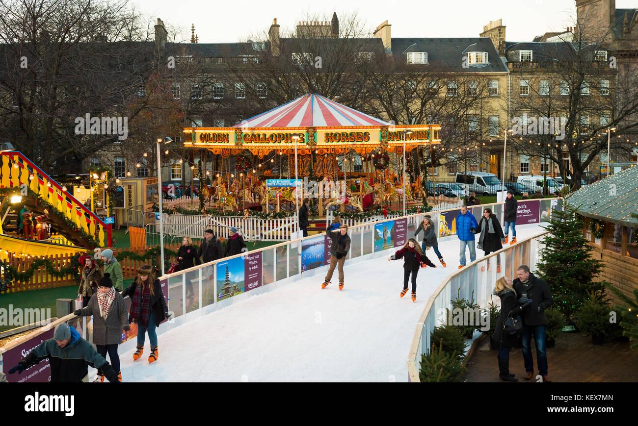 Many People Ice Skating Stock Photos & Many People Ice Skating Stock ...