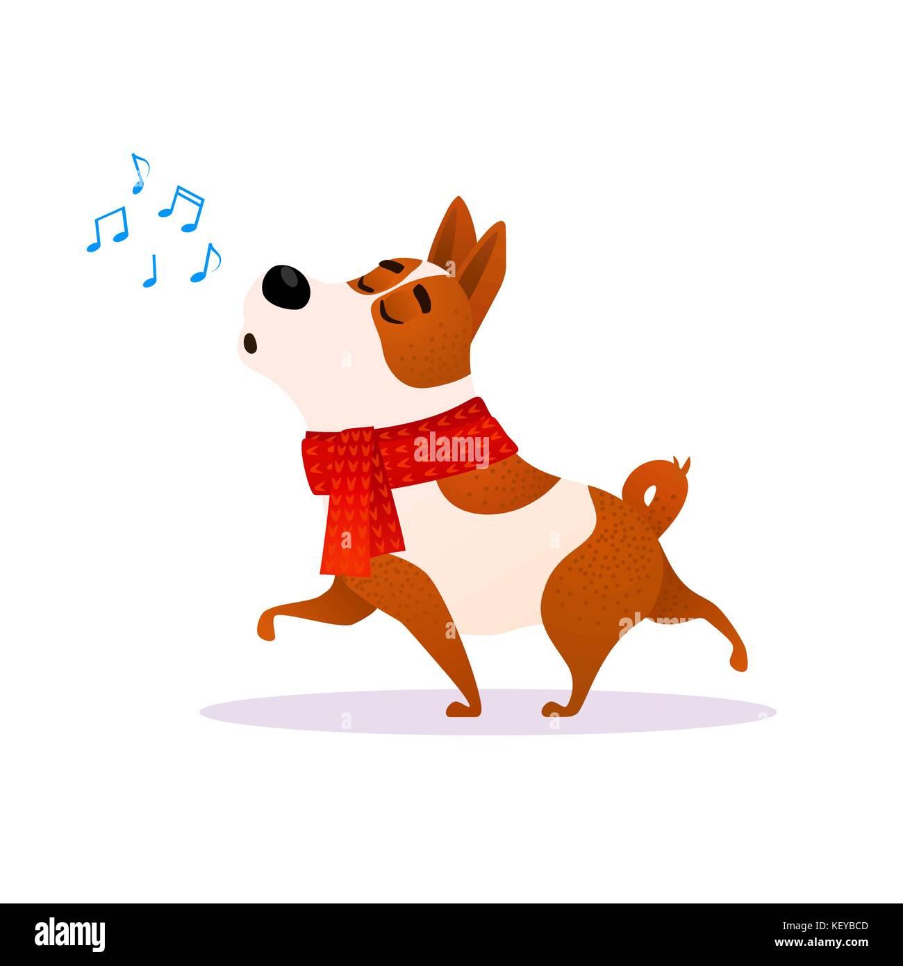 singing dog funny animal stock photos amp singing dog funny