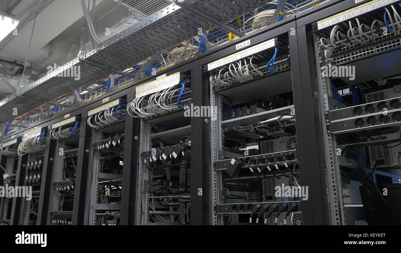 Bitcoin mining stock photos bitcoin mining stock images alamy row of bitcoin miners set up on the wired shelfs computer for bitcoin mining ccuart Images