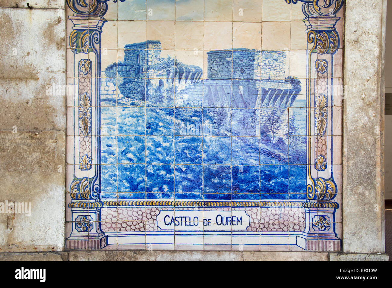 Blue Tile Mural Stock Photos & Blue Tile Mural Stock Images - Alamy