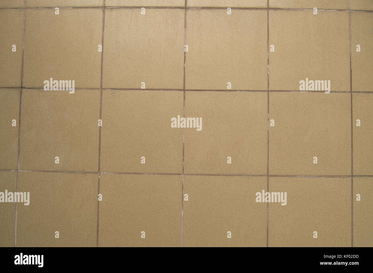 BACKGROUND Beige, yellow square ceramic tiles for floor and wall ...