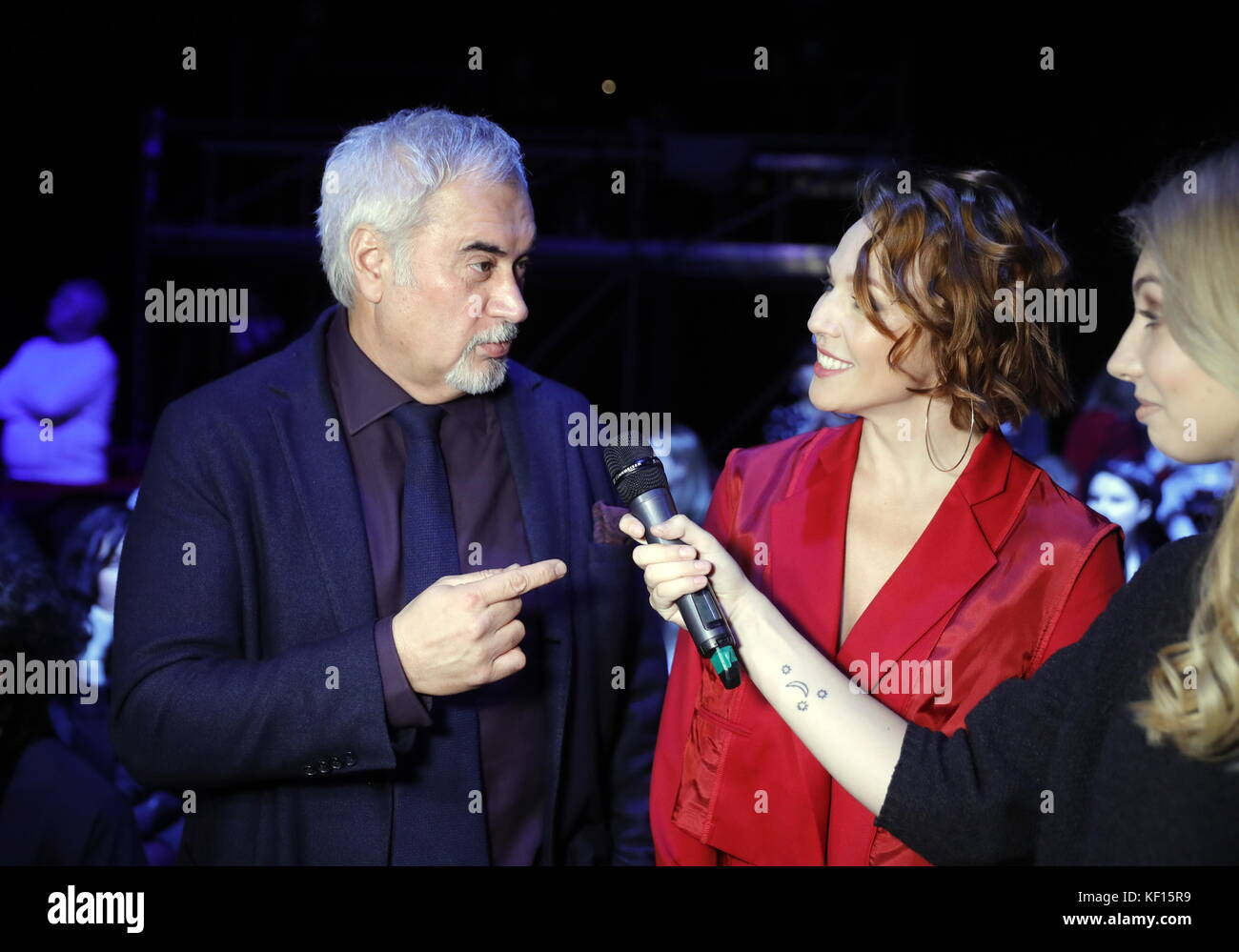 Valery Meladze brought daughters in the UAE, and Janabaev