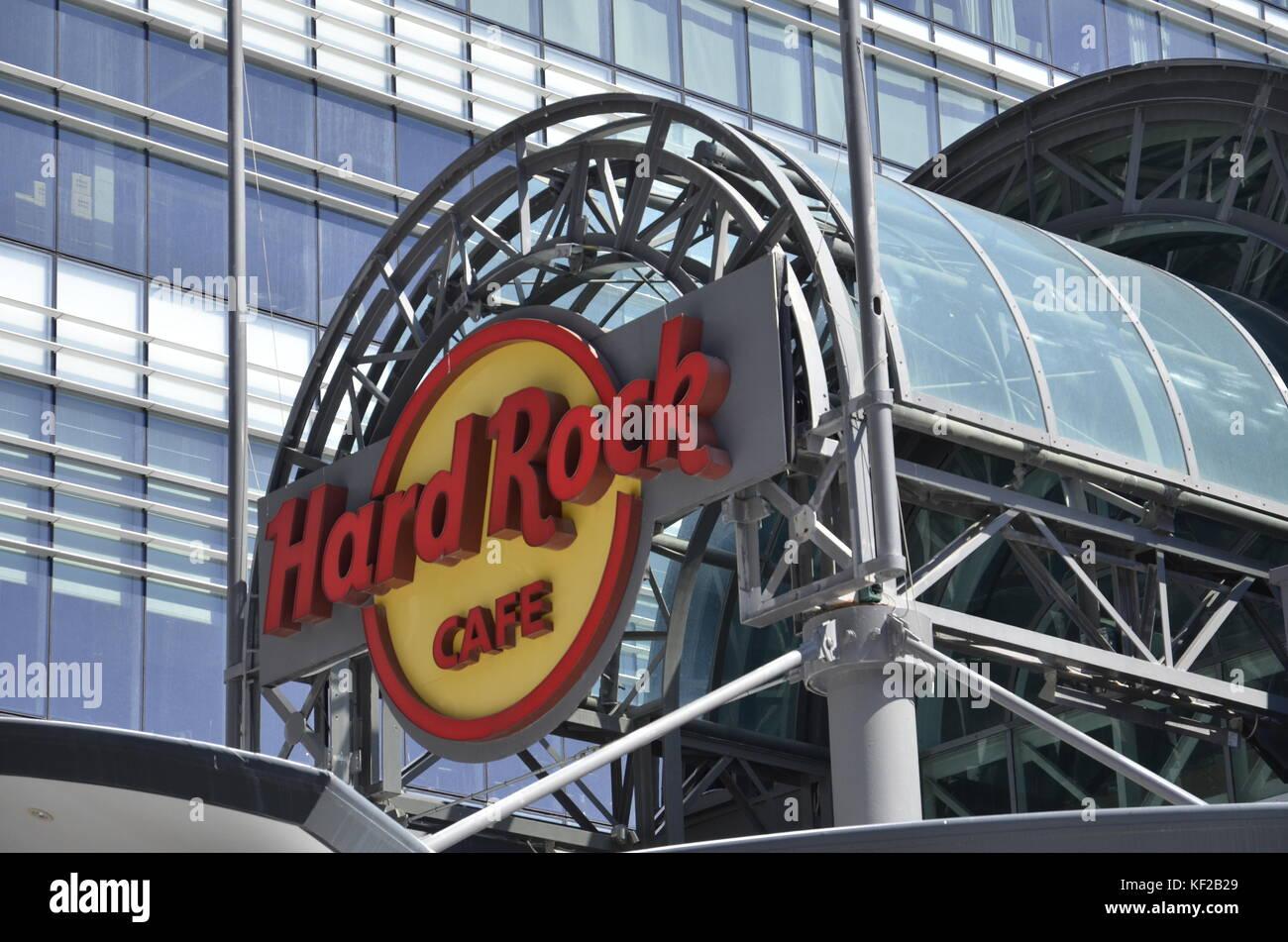 Hard Rock Cafe Sydney Sydney Nsw Australia