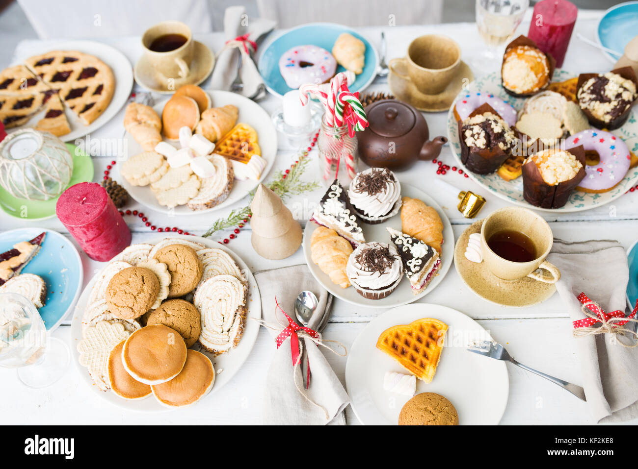 Tasty food - Stock Image