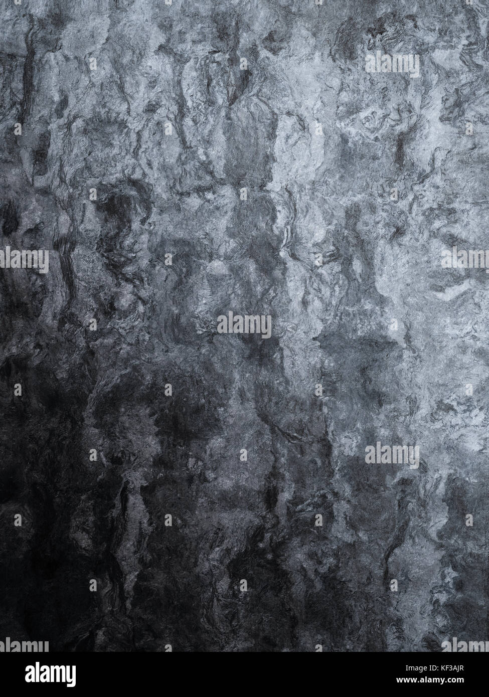 Organic grey cork wood background texture cork - Stock Image