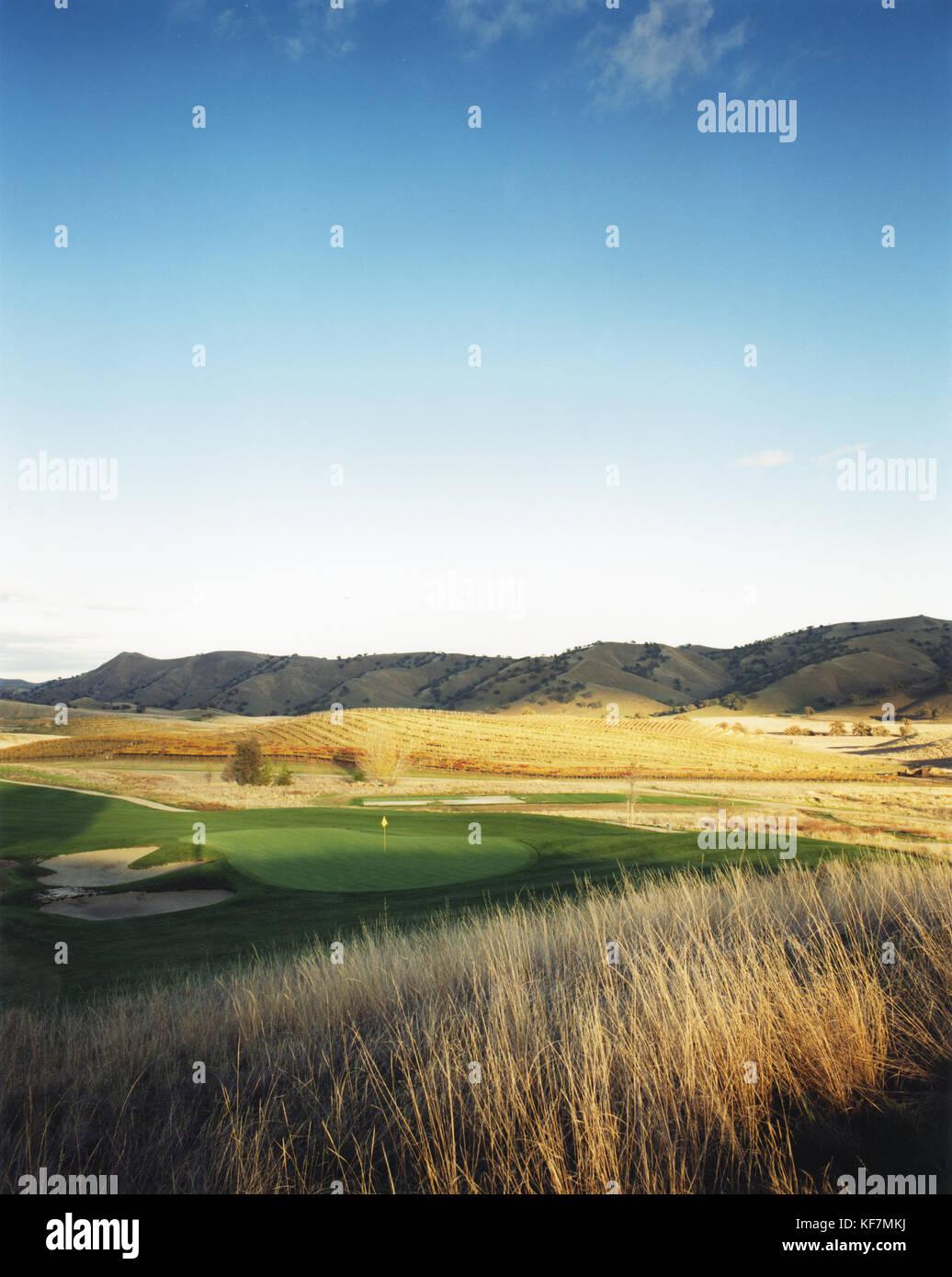 USA, California, Patterson, the Diablo Grande Golf Club, Northern