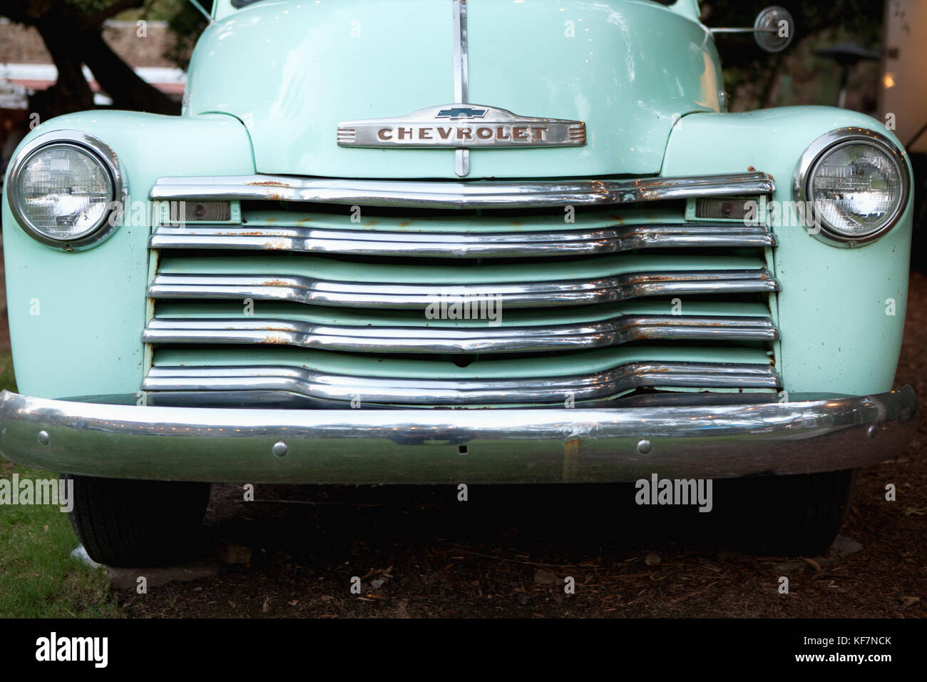 Detail Old Chevy Truck Headlight Stock Photos & Detail Old Chevy ...