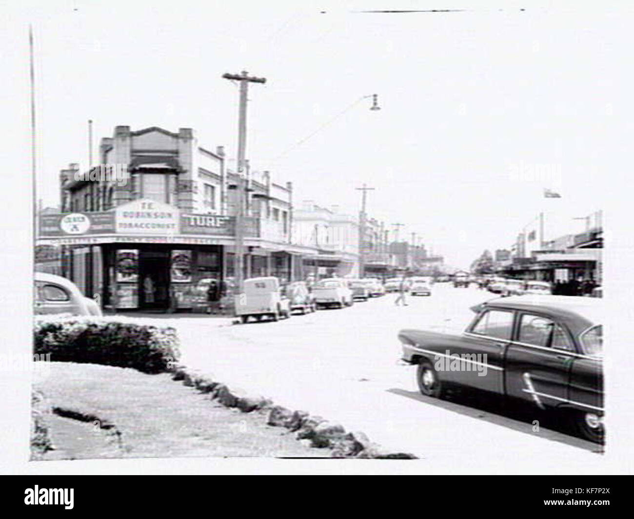 Newtown 1955 fairview avenue - Stock Image