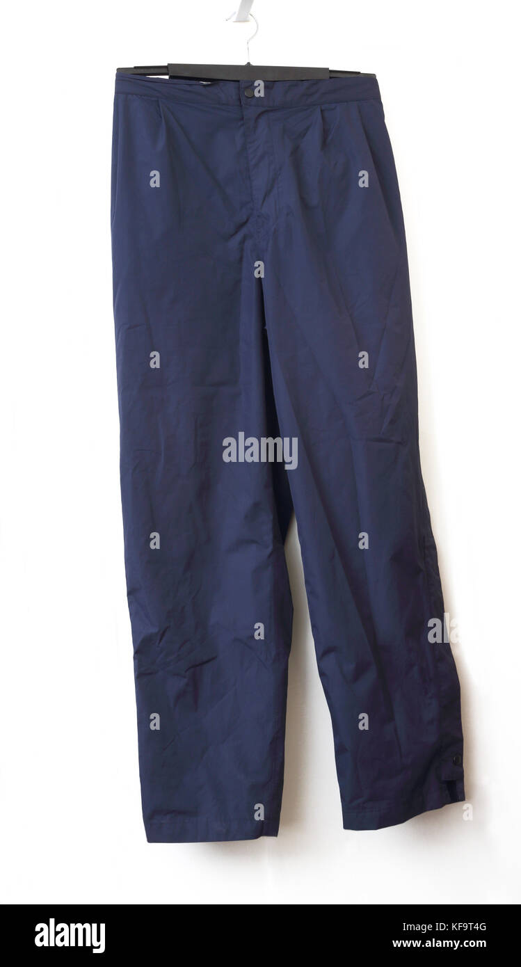 Arnold Palmer Waterproof Golf Trousers - Stock Image