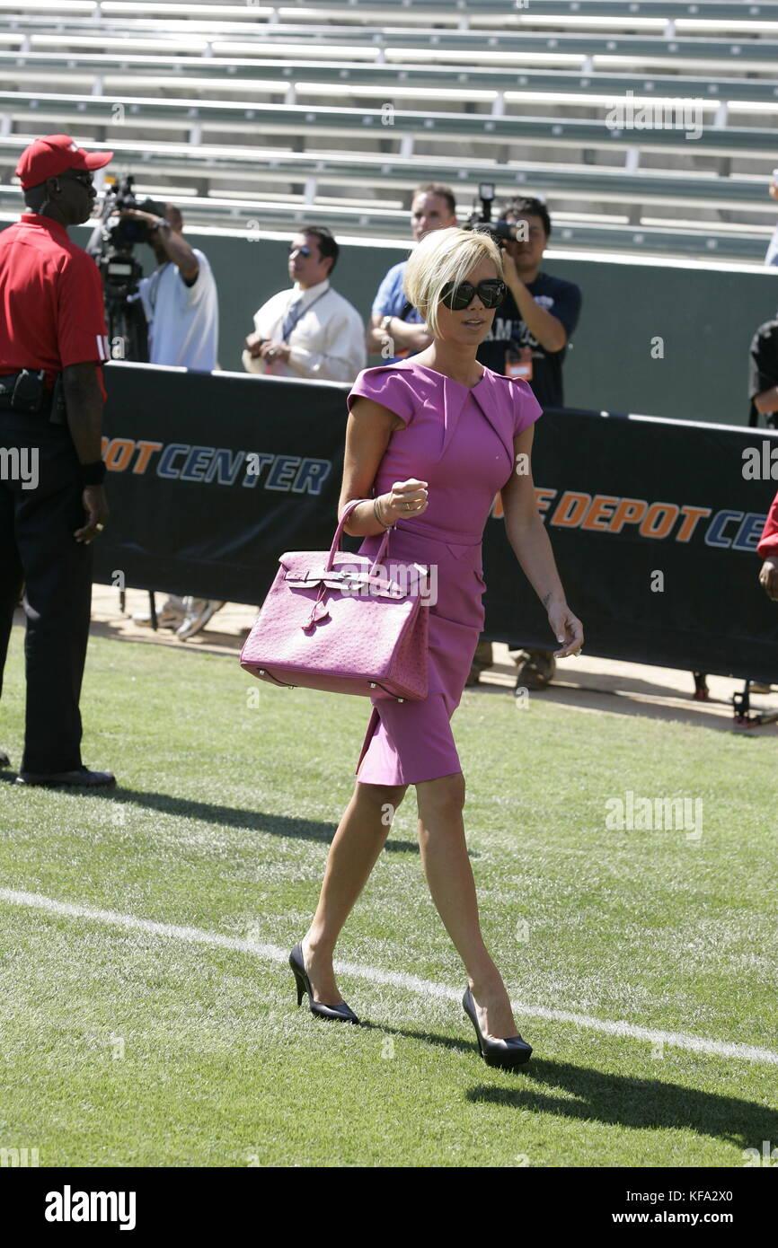 9a24f9b4196 Posh Spice Victoria Beckham In Photo Stock Photos   Posh Spice ...