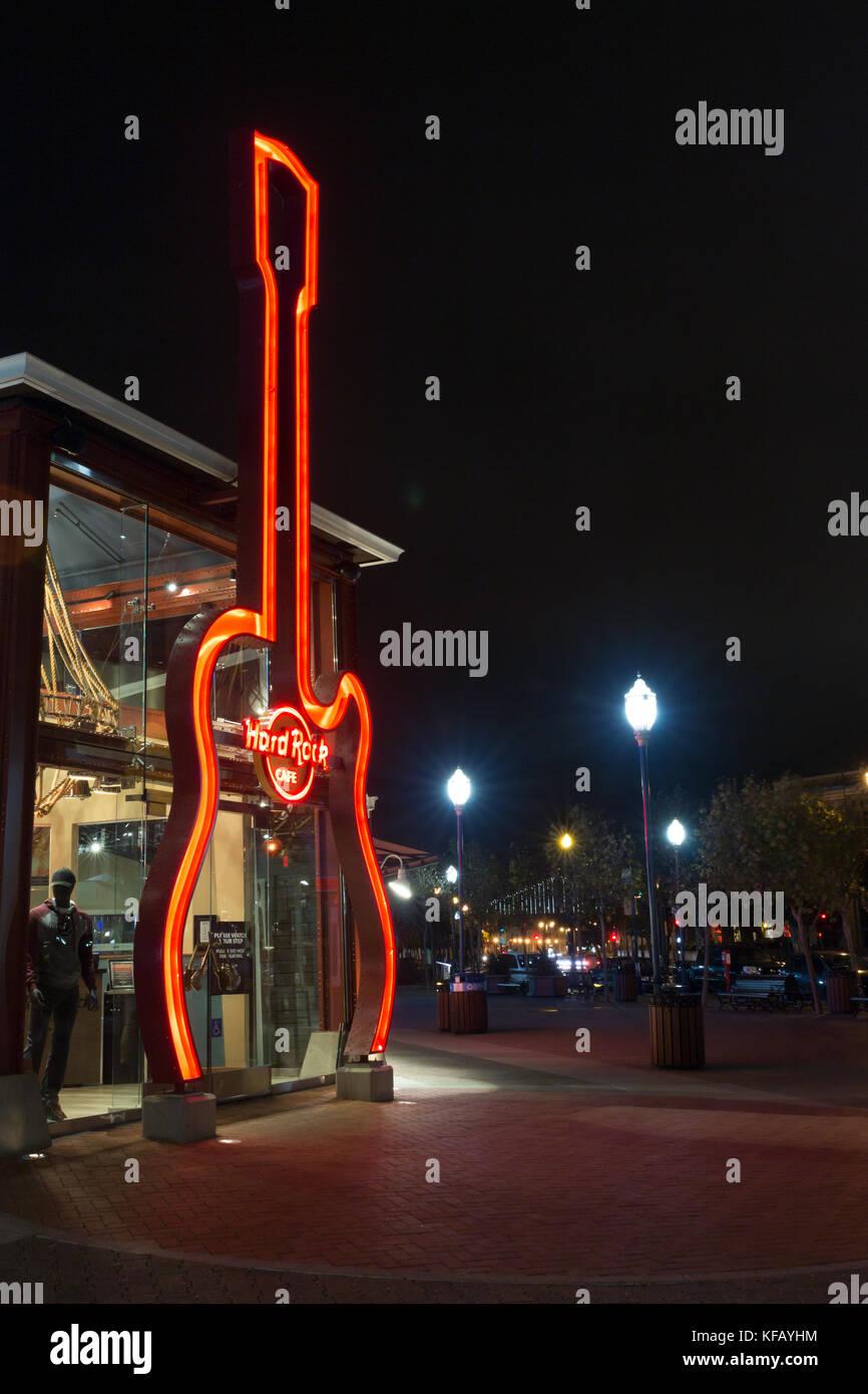 Hard Rock Cafe Restaurant San Diego
