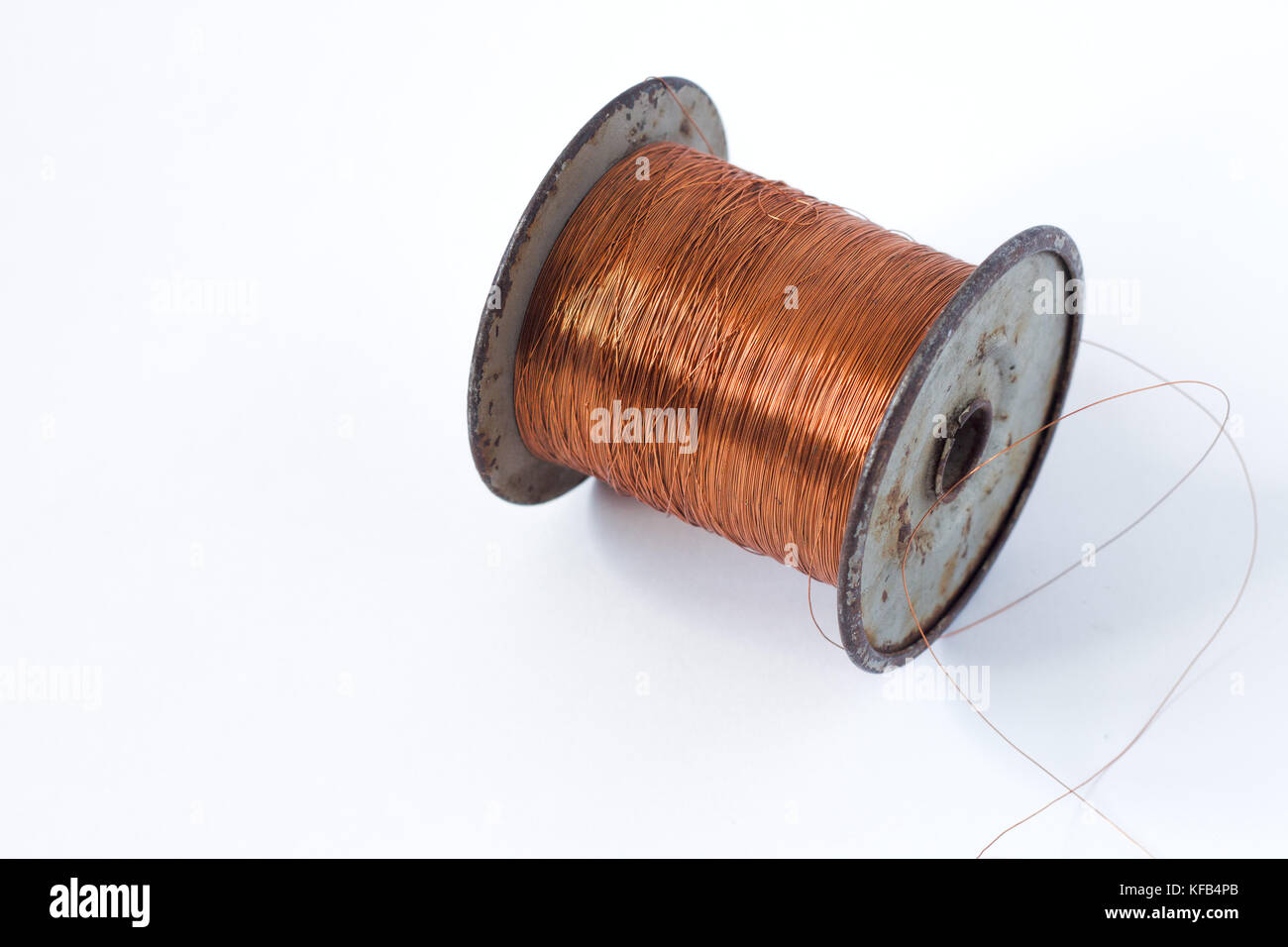 Wire Reel Stock Photos & Wire Reel Stock Images - Alamy