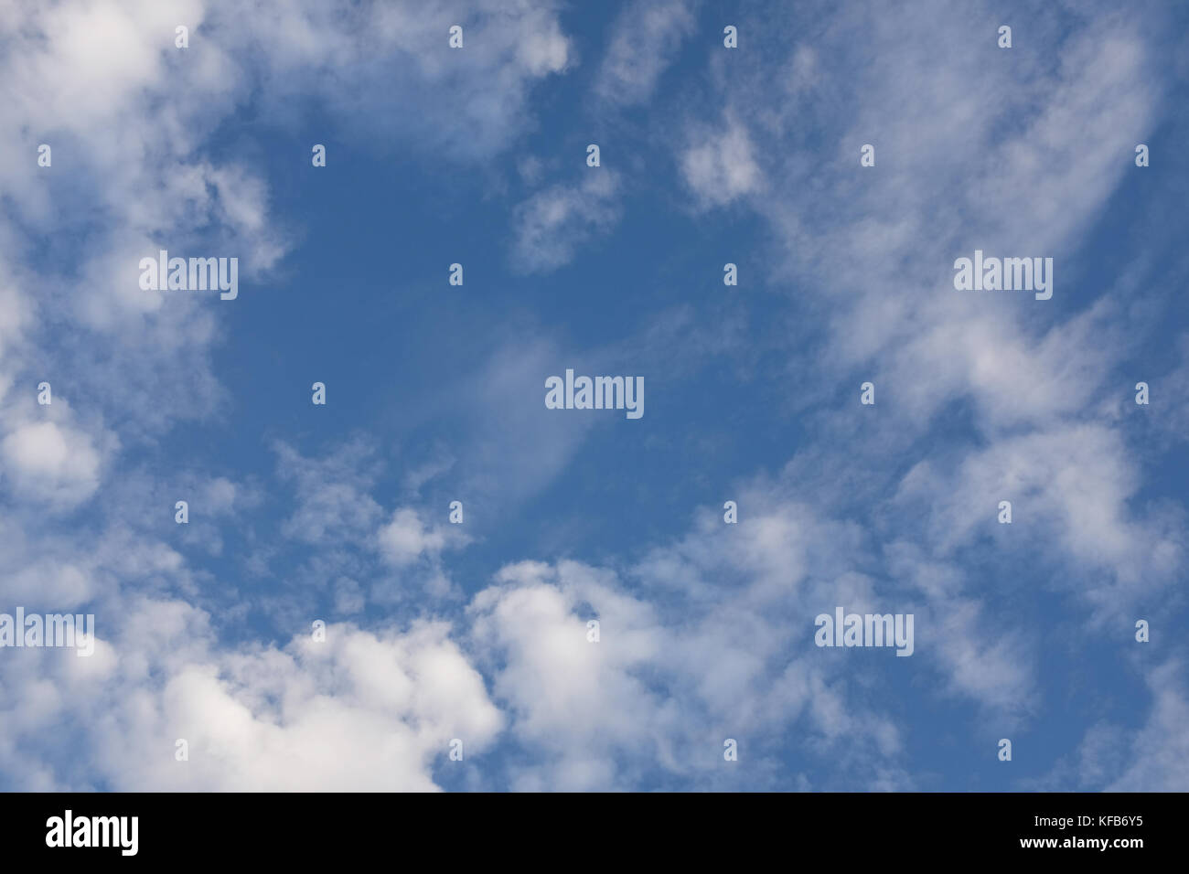 Skyscape - Stock Image