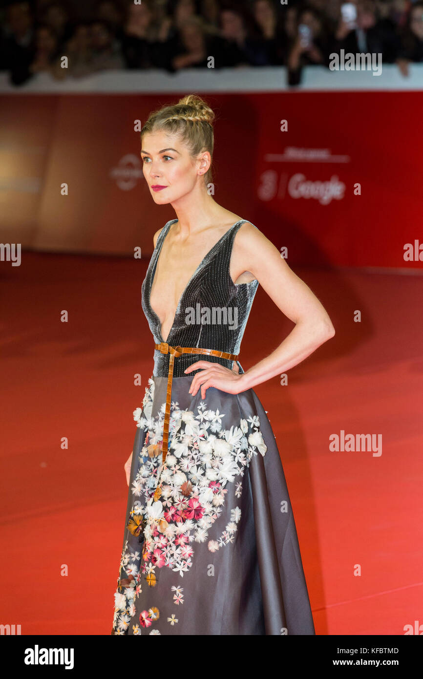 Rosamund Pike - Stock Image
