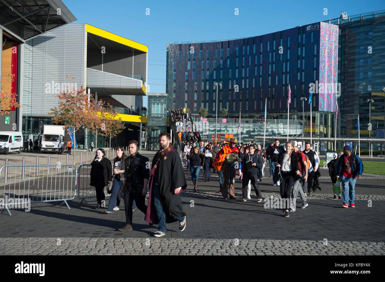 Mcm Comicon Stock Photos   Mcm Comicon Stock Images - Page 3 - Alamy c501528060256