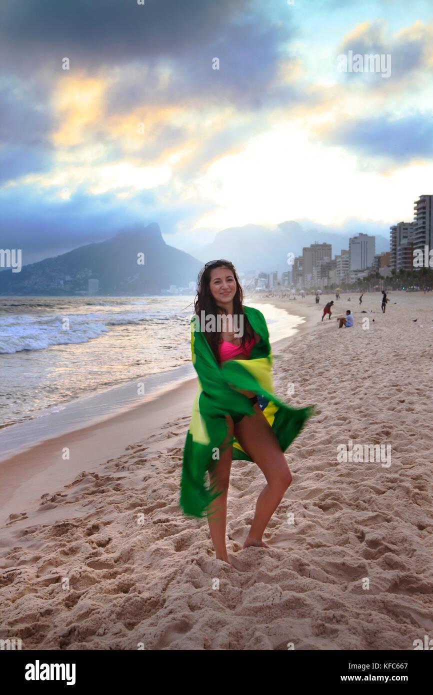 9a3ace521d05e Brazil Beach Girls Stock Photos   Brazil Beach Girls Stock Images ...