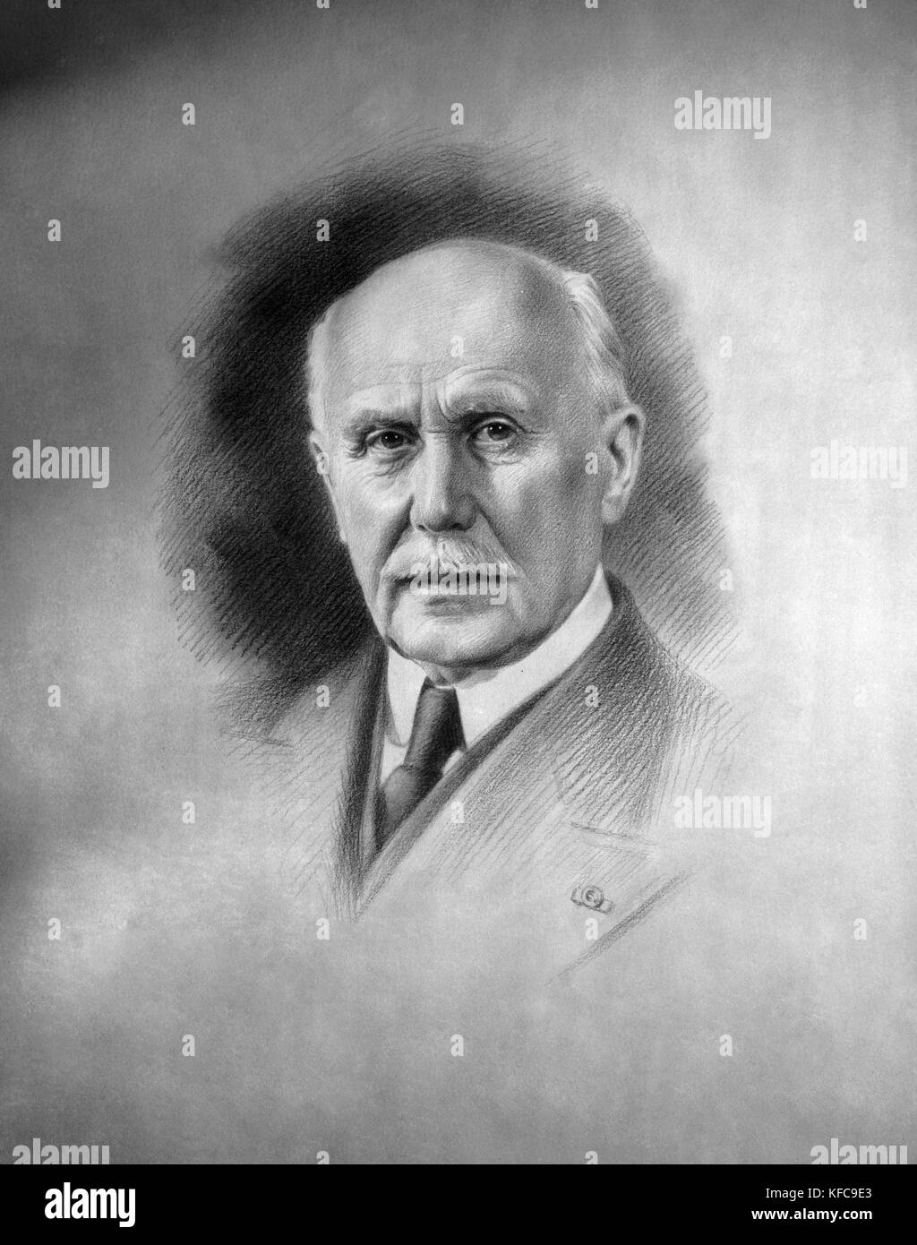 Marshal of France Philippe Pétain, c.1940. Photo Taponier - Stock Image