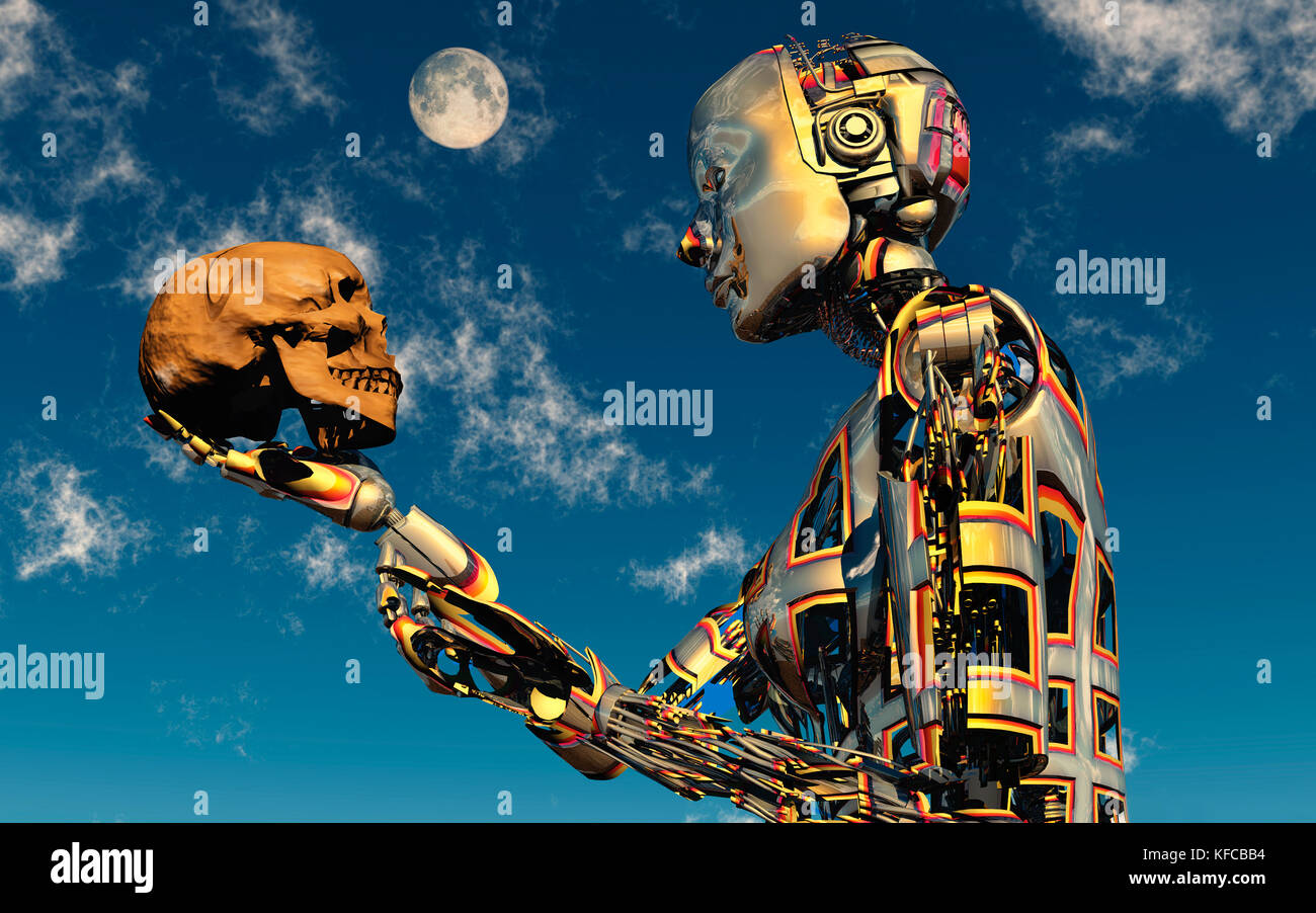 Human Evolution - Stock Image