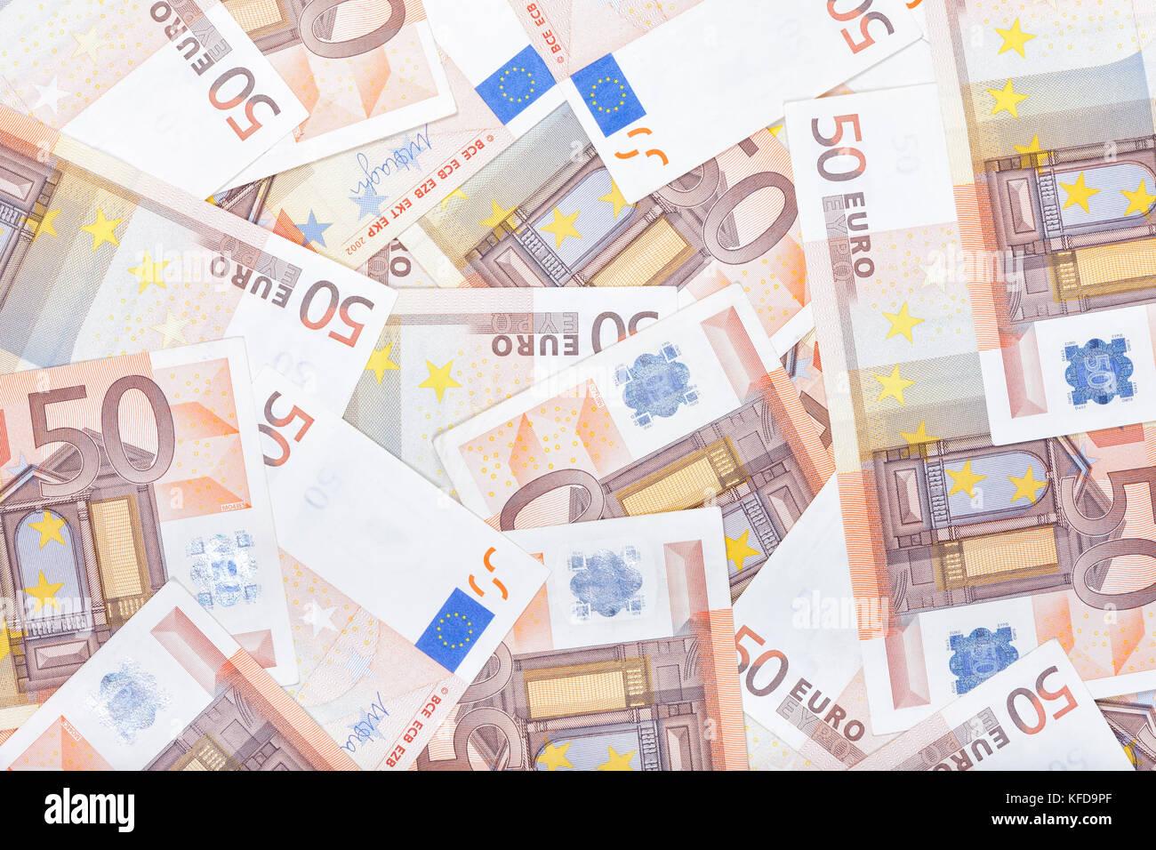 Money texture  Euros Stock Photo: 164406215 - Alamy