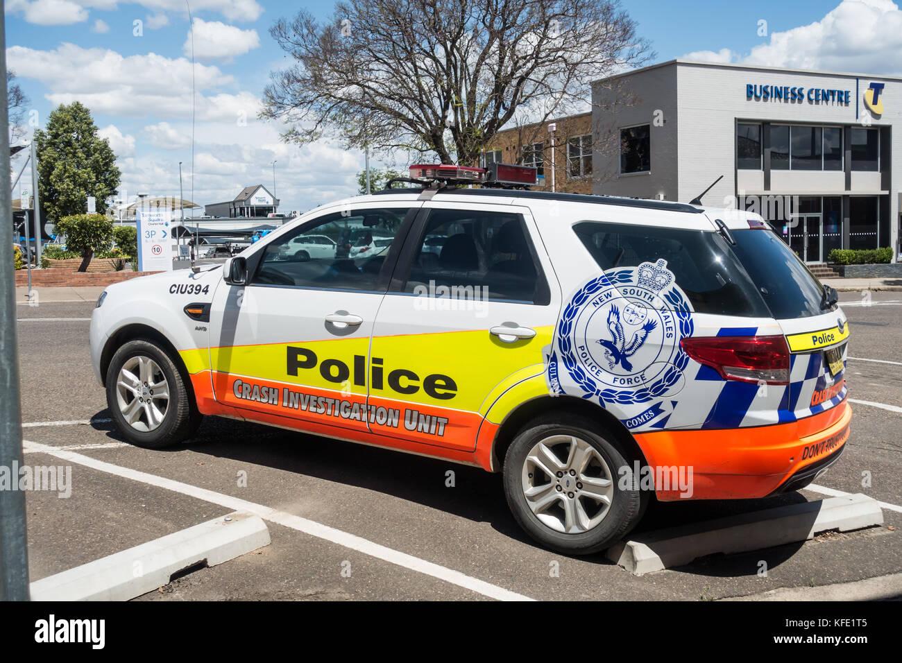 Australian Police Car Stock Photos & Australian Police Car Stock