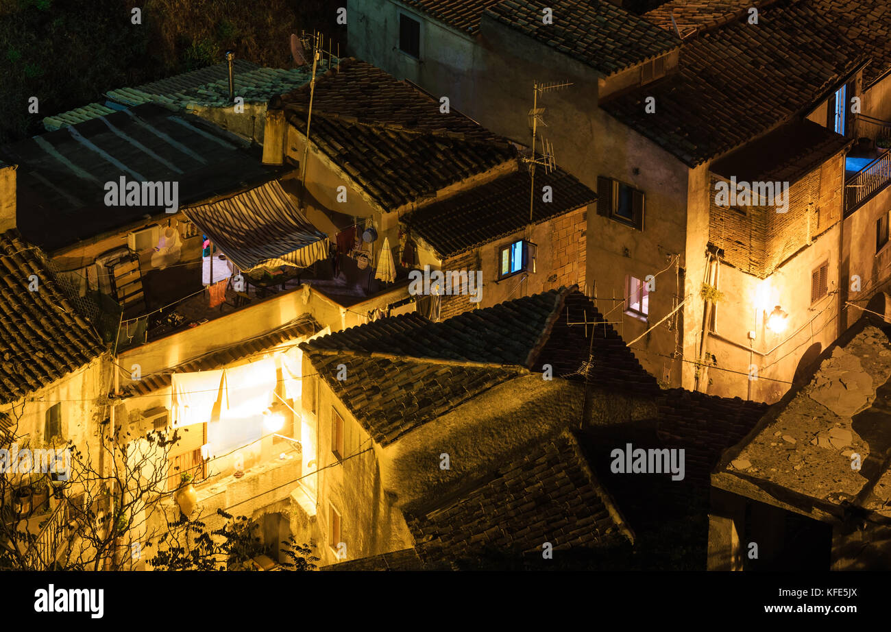 a night in a calabrian village 2014-8-31 a glimpse at the calabrian mafia in  in the forsaken village of africo in  who made his name with the immigrant dramas saimir and the rest of the night,.