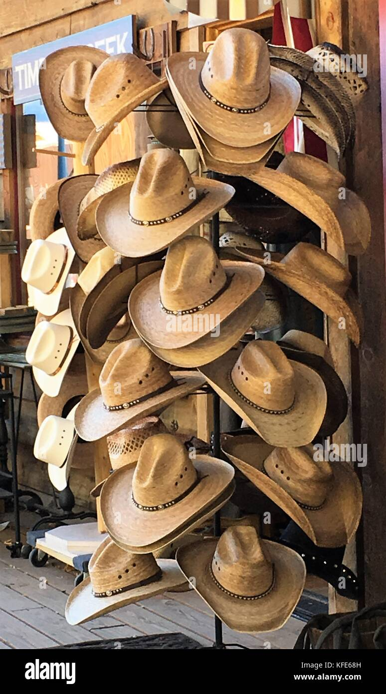 Hats - Stock Image