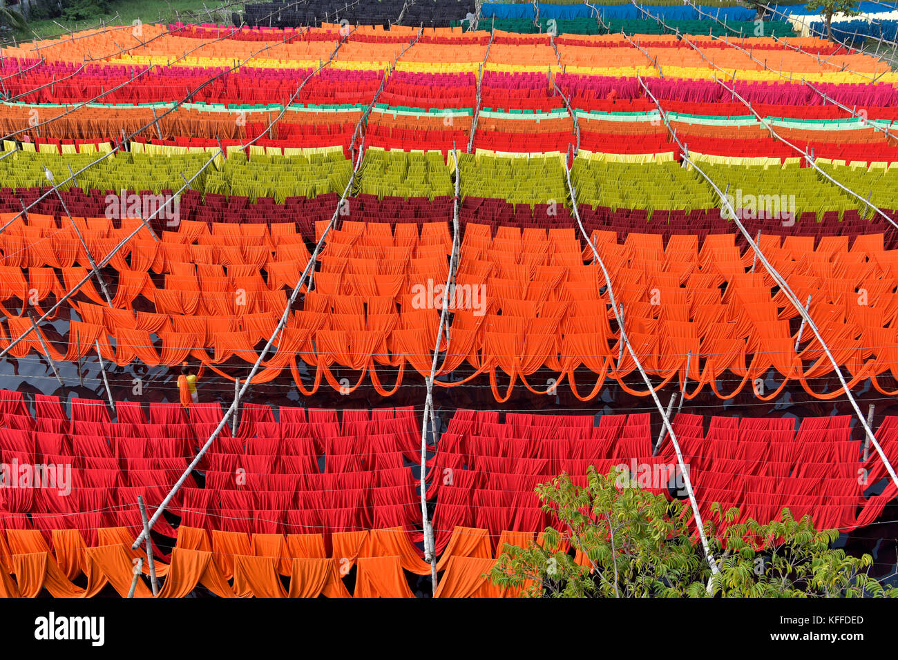 Warp Knitting Stock Photos & Warp Knitting Stock Images - Alamy