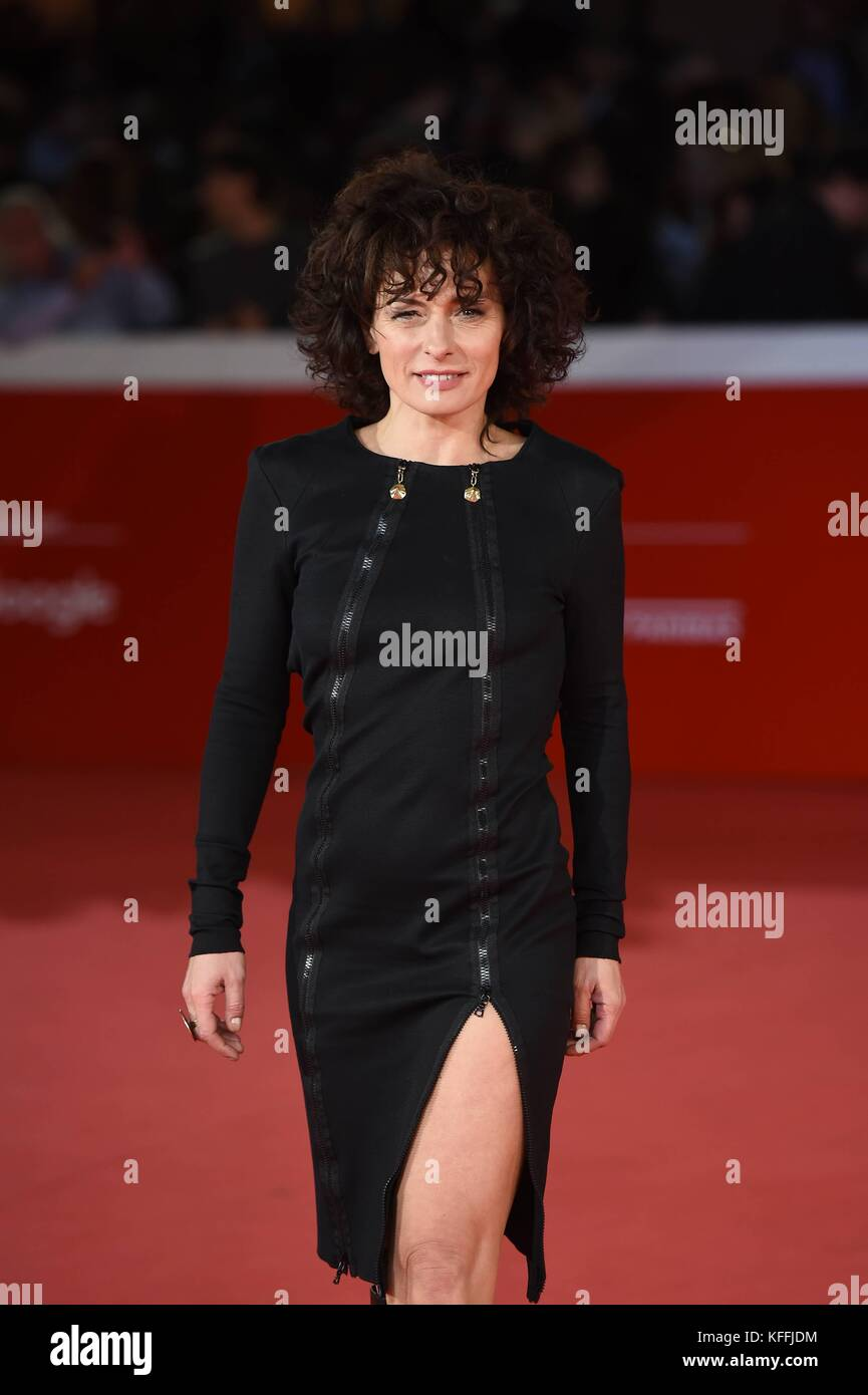 Rome, Italy. 28th Oct, 2017. Rome Cinema Fest 2017. Rome Film Festival. Red Carpet film 'Stronger'. Pictured: - Stock Image