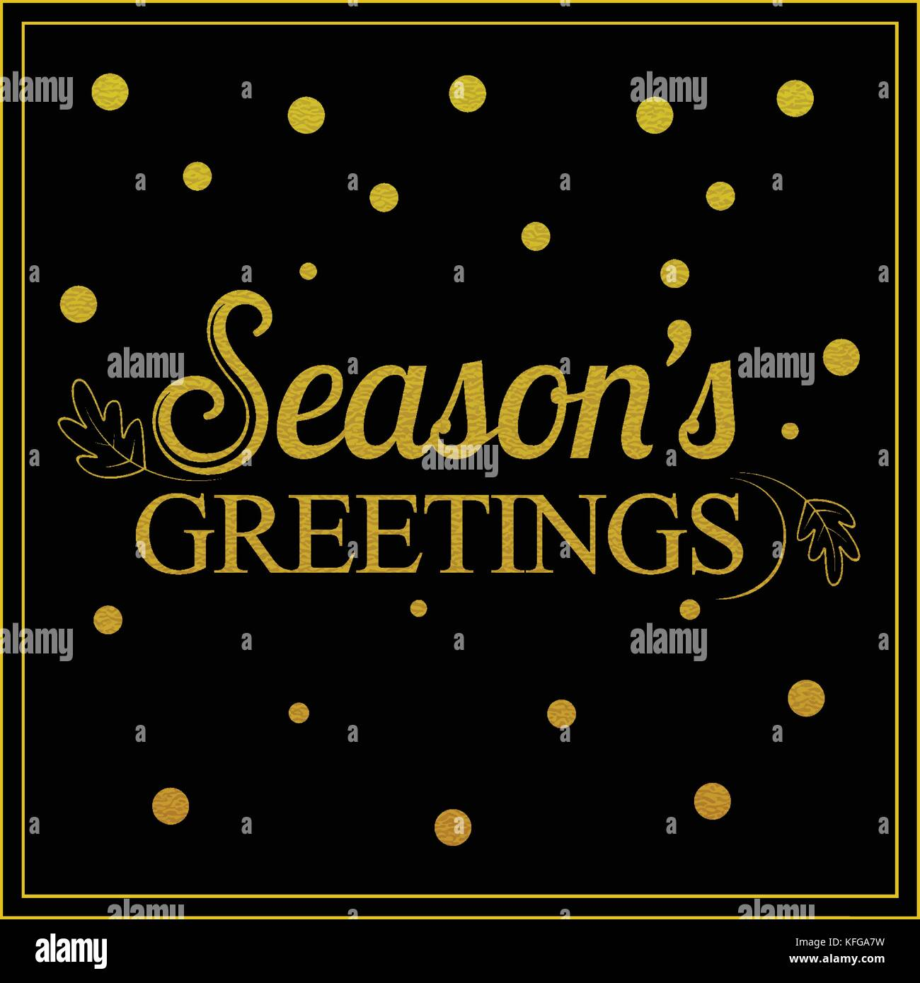 Greetings Card Stock Vector Images Alamy