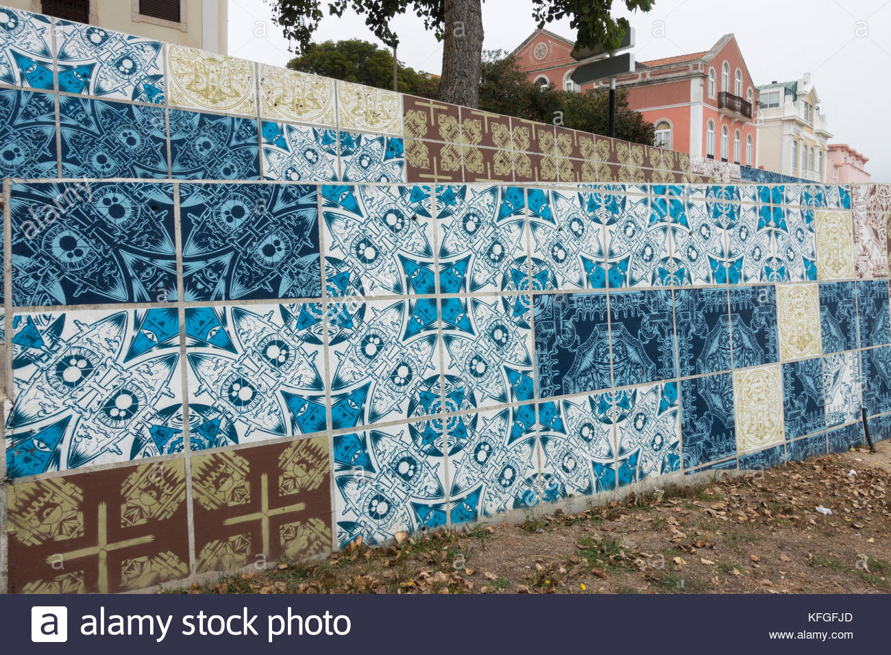 Patterned Tiles Stock Photos & Patterned Tiles Stock Images - Alamy