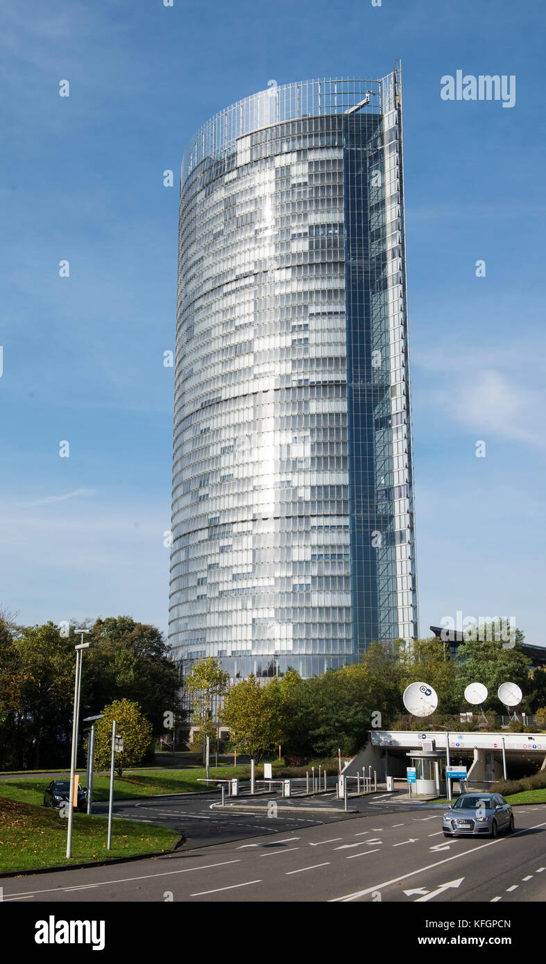 Post Tower in Bonn, North Rhine-Westphalia, Germany Stock Photo