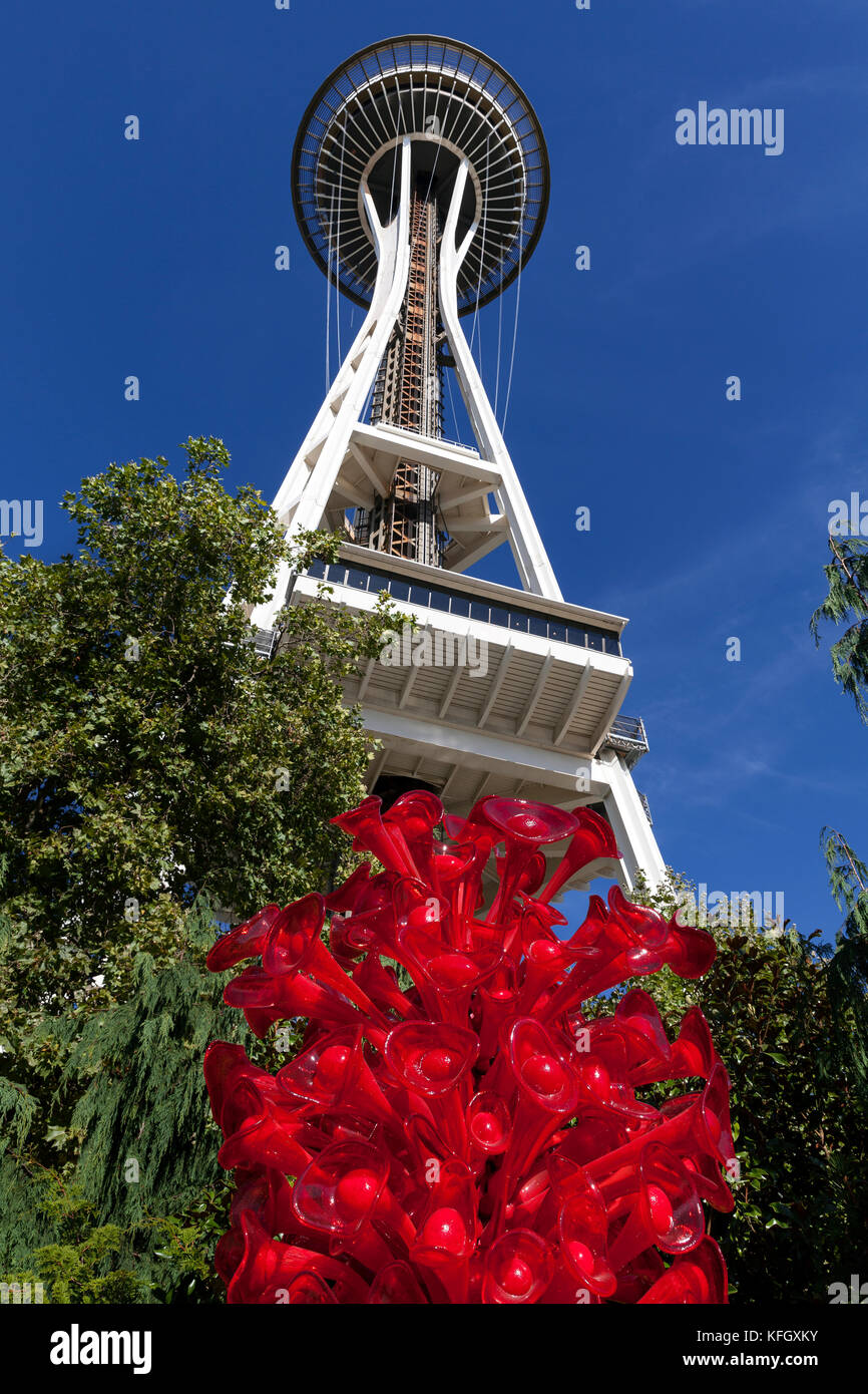 Chihuly Garden And Glass Stock Photos Amp Chihuly Garden And