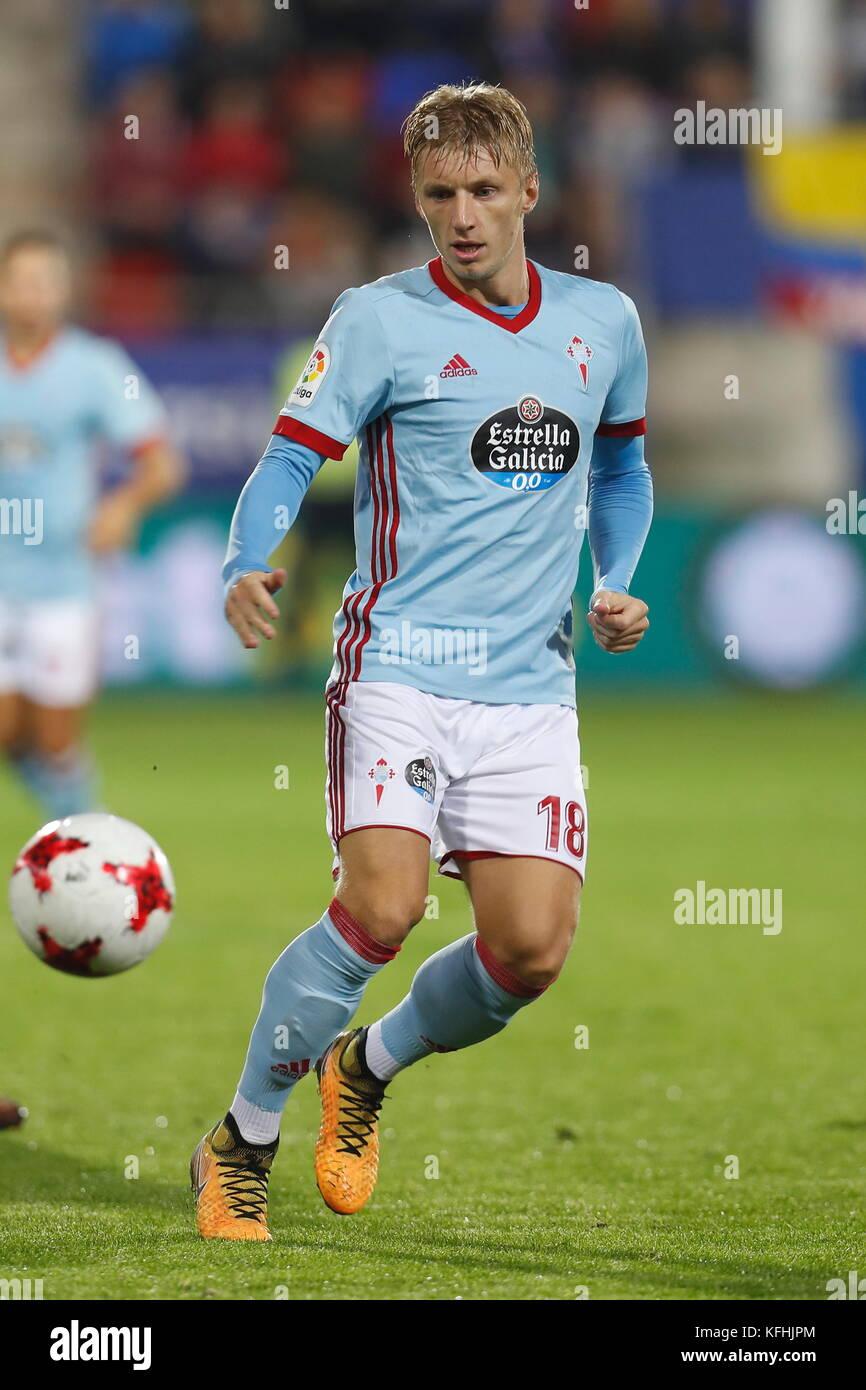 Daniel Wass Celta Football