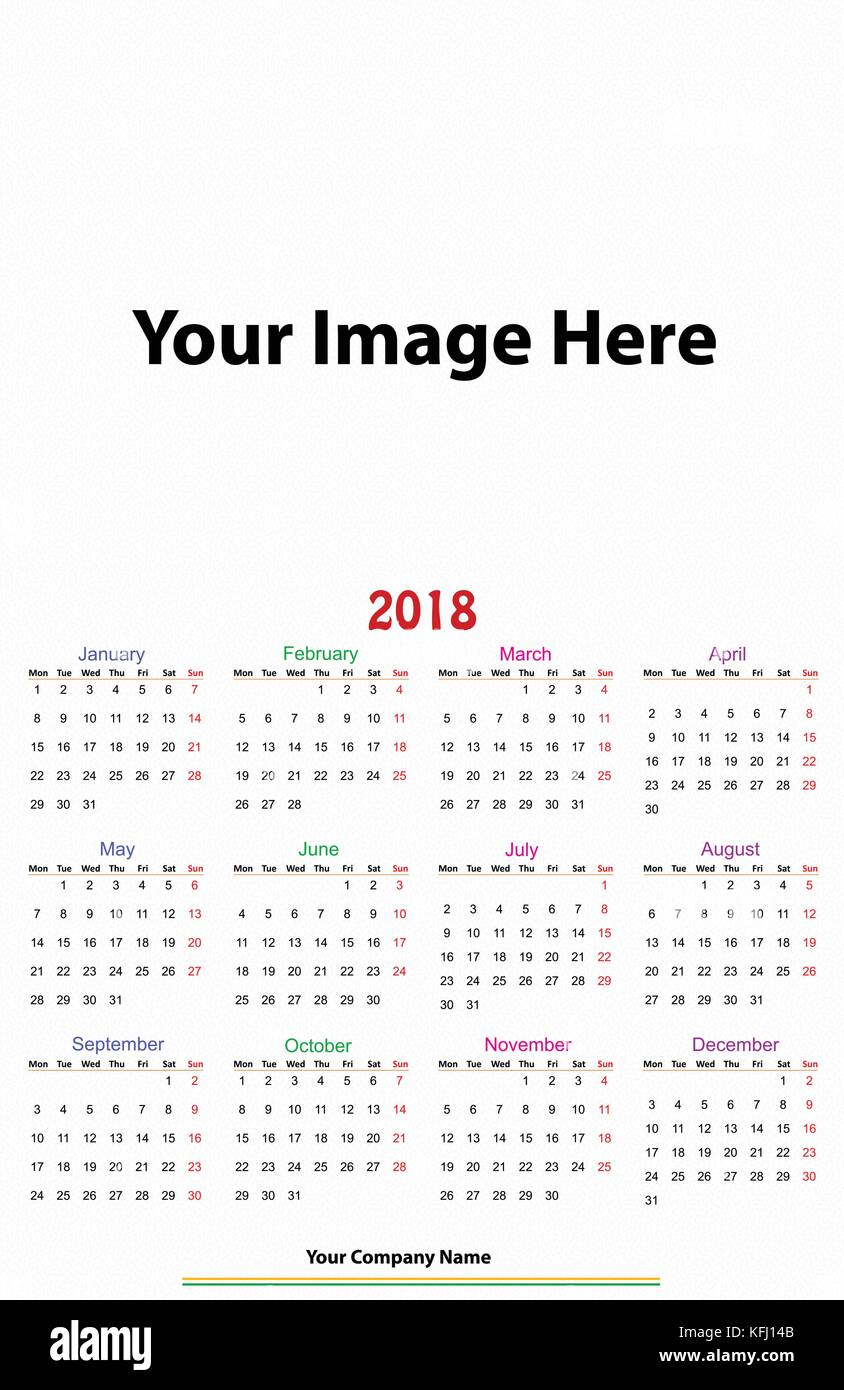 Months Calendar Stock Photos Months Calendar Stock Images Alamy