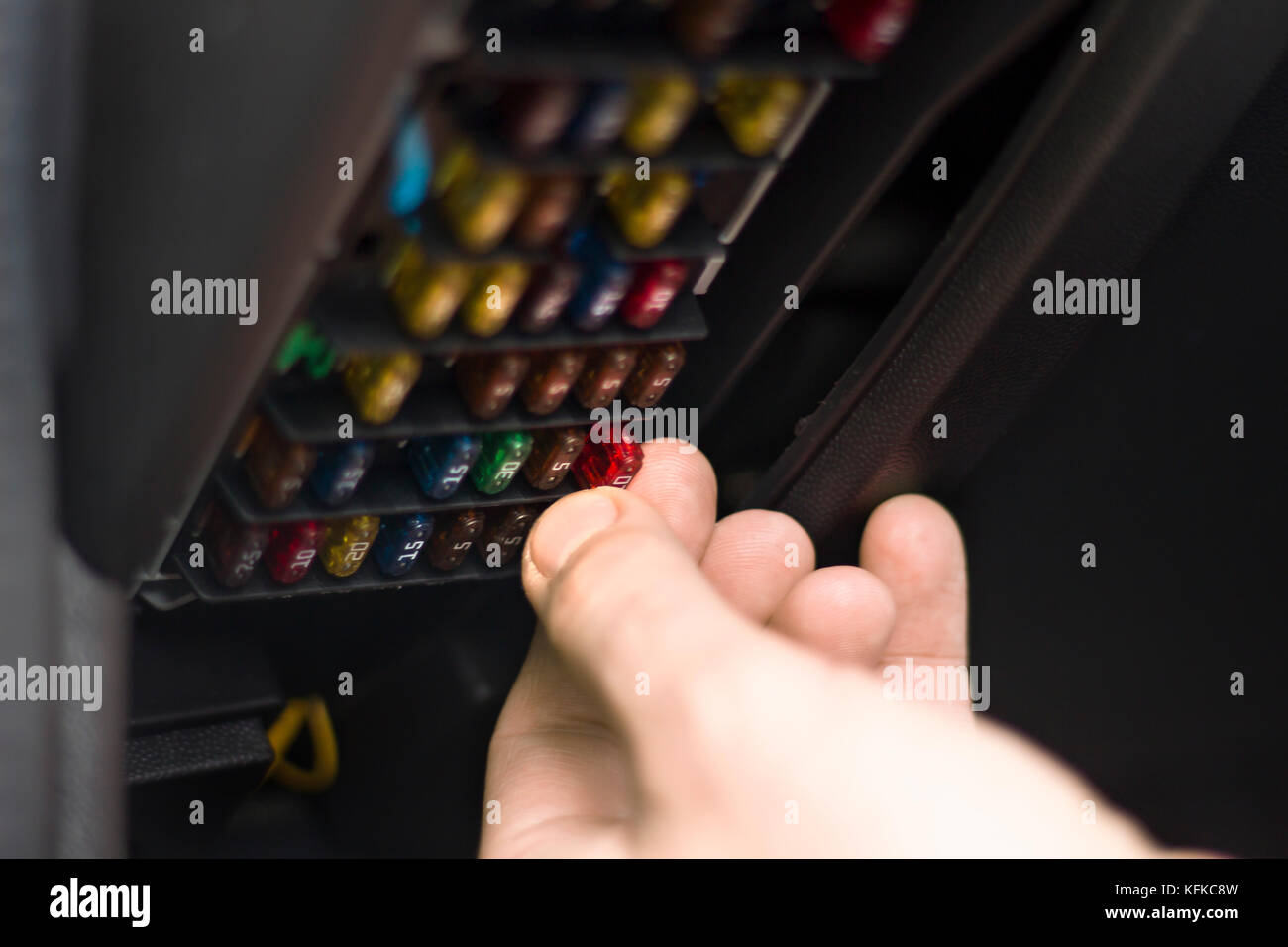 Fuse Box Inserts Trusted Wiring Diagram Addacircuit Standard Blade Holder 12 Volt Planet Car Stock Photos Images Alamy Rh Com Circuit