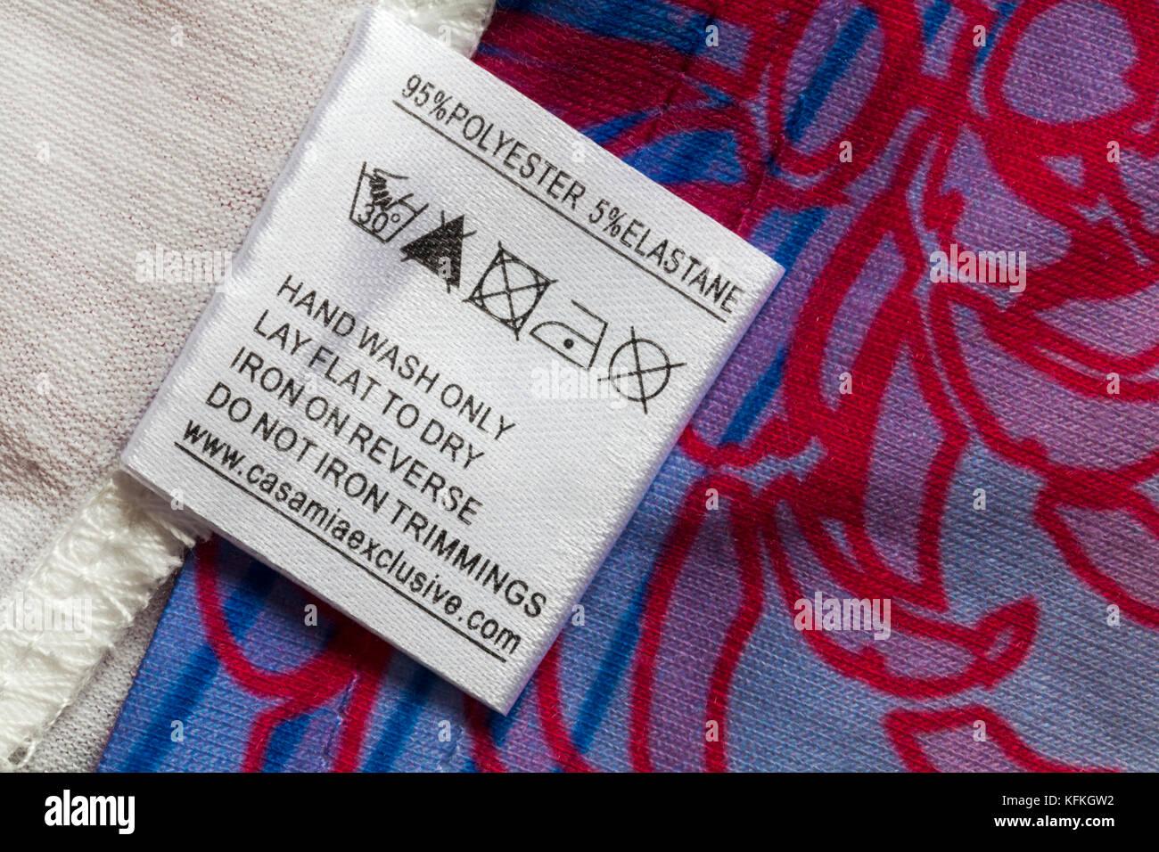 Washing Symbols Stock Photos Amp Washing Symbols Stock