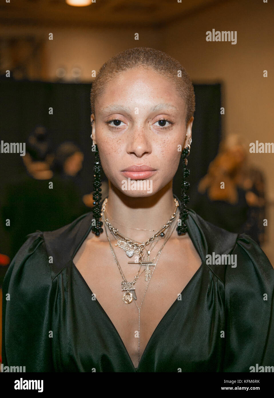 New York, USA. 30th Oct, 2017. 'Make Equality Reality' honors Gucci America President and CEO Susan Chokachi - Stock Image