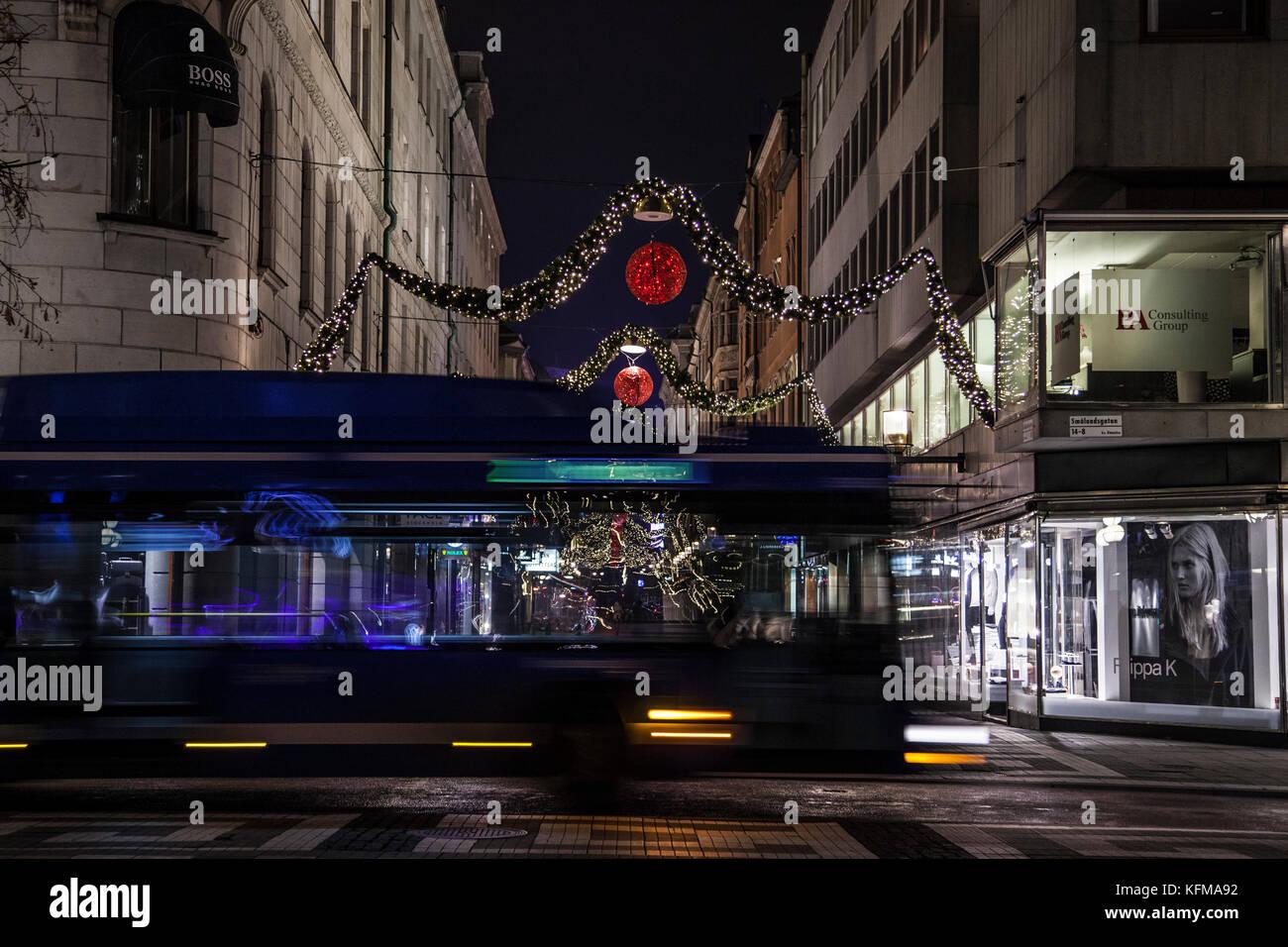 Buss / Bus - Stock Image