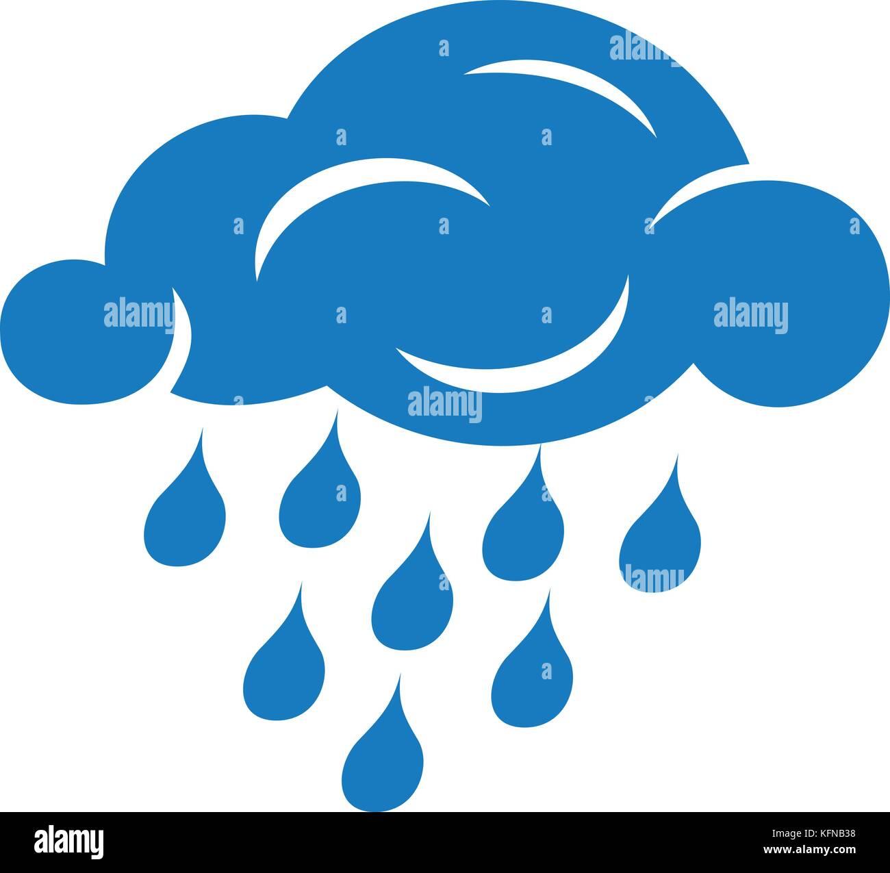 rain cloud illustration stock photos amp rain cloud